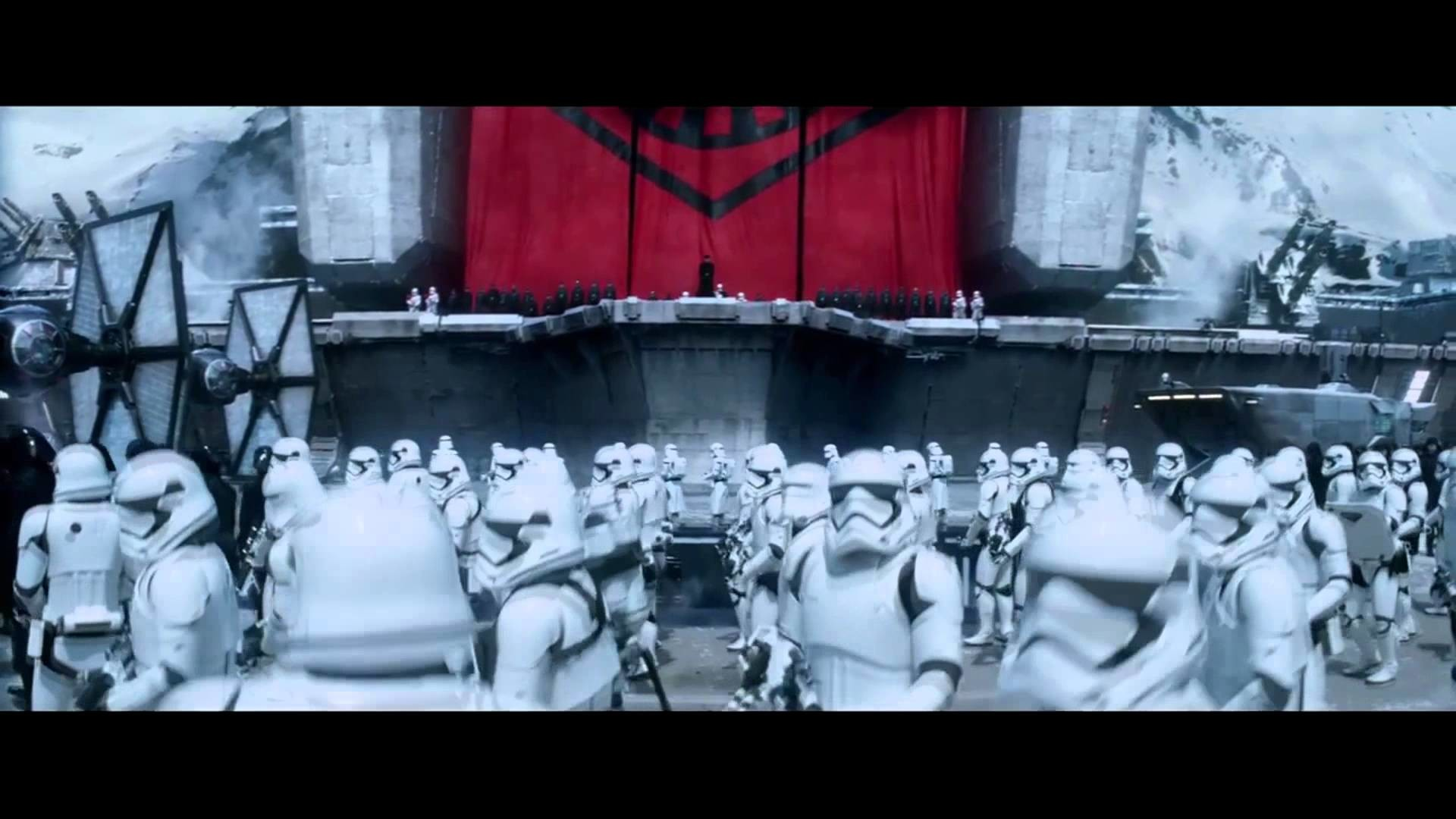 """Star Wars: The Force Awakens """"Rise of the First Order"""" TV Spot (Fan Made)"""