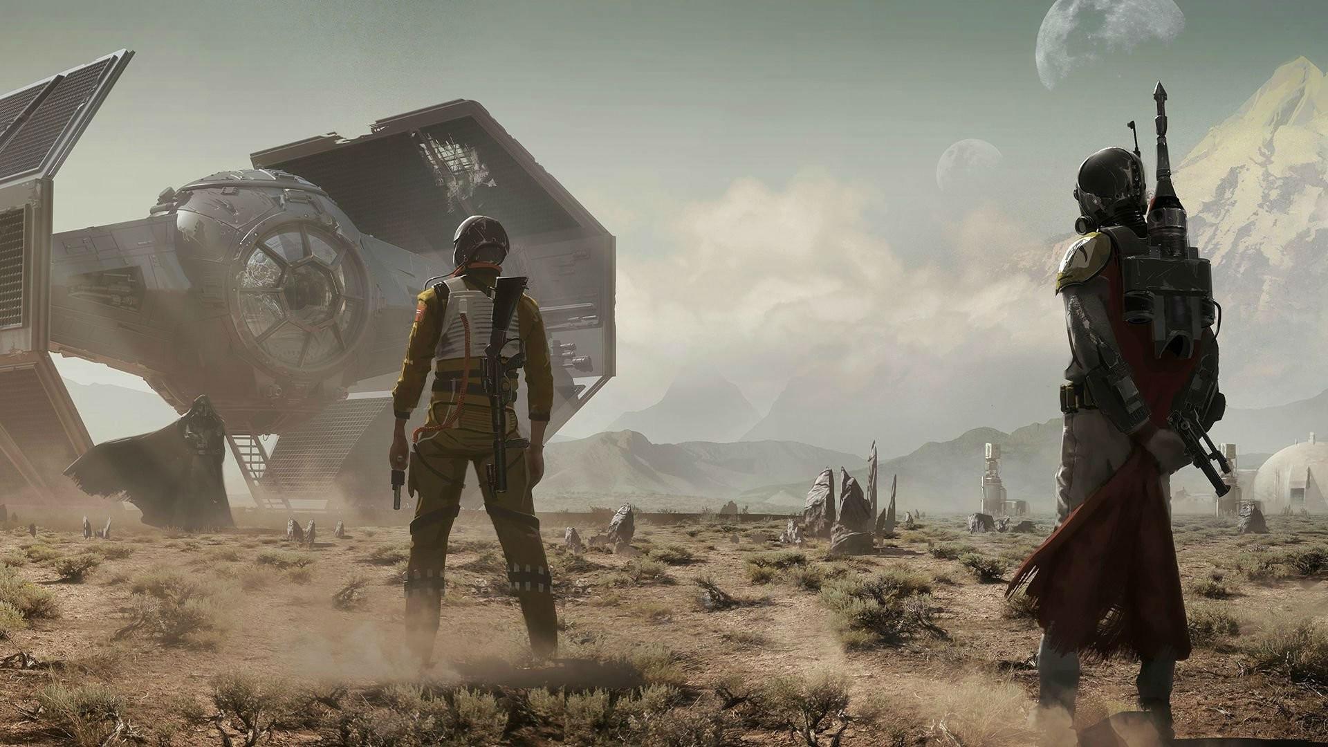 TIE FIGHTER star wars futuristic spaceship space sci-fi wallpaper      811243   WallpaperUP