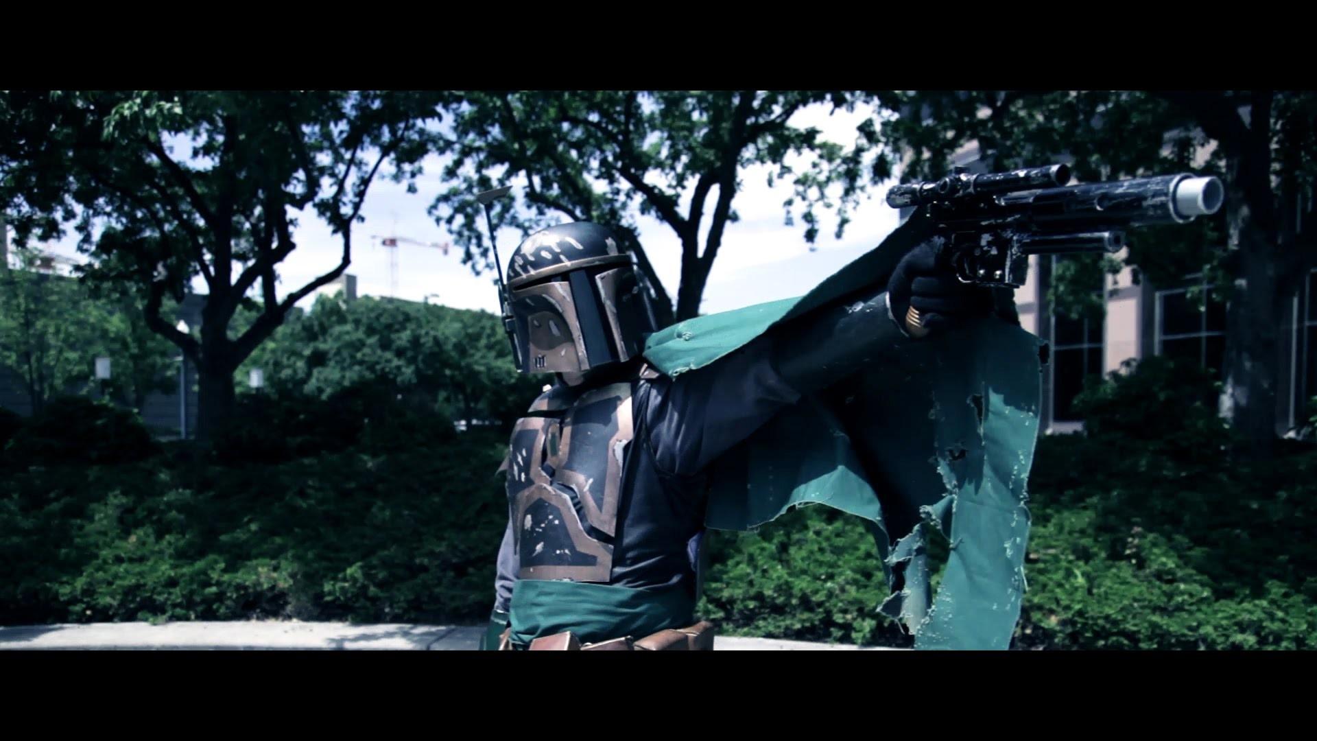 Matt Garner Cosplay Feature: Mandalorian Bounty Hunter from Star Wars –  YouTube