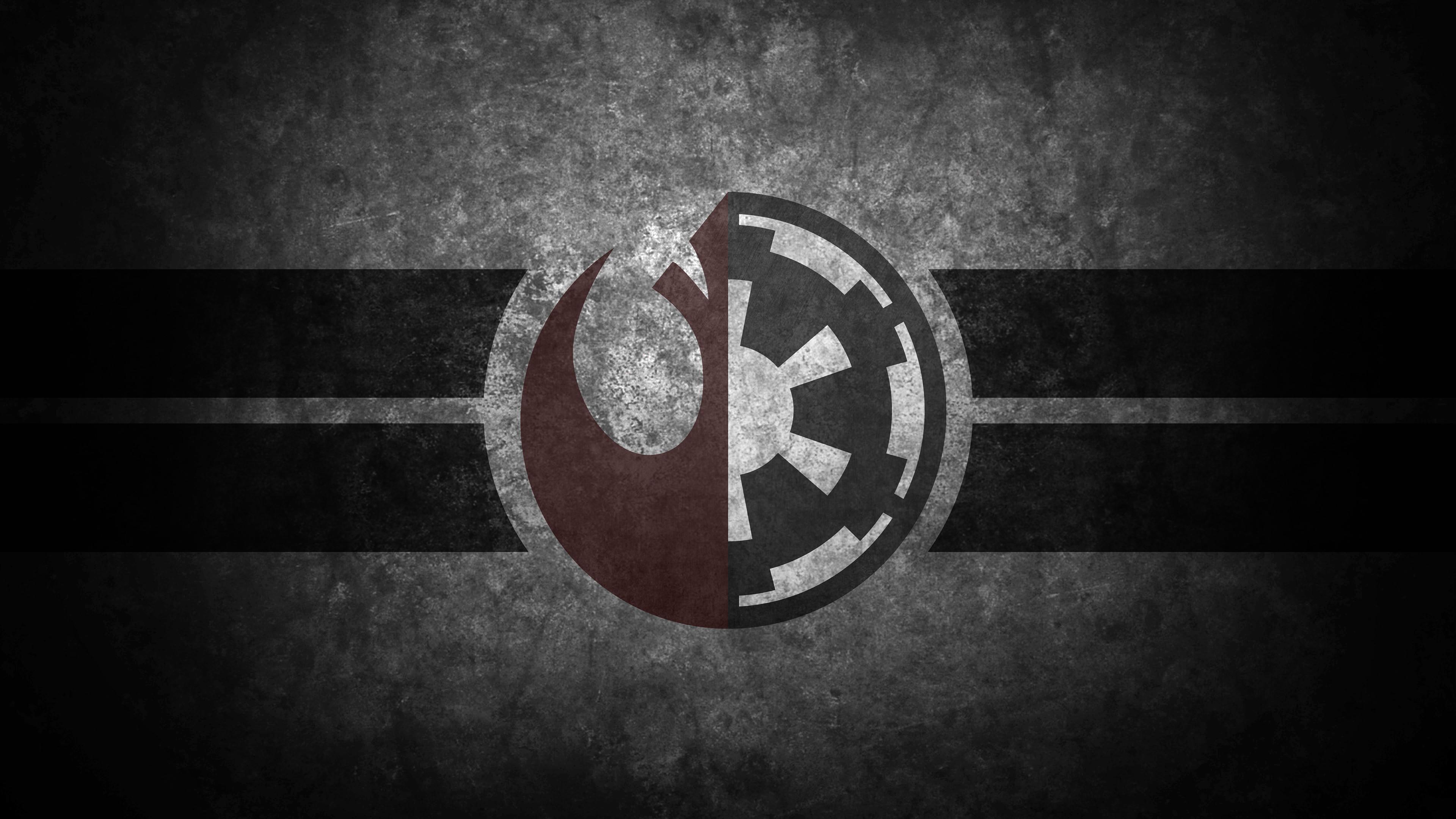 Star Wars Empire Logo Wallpaper