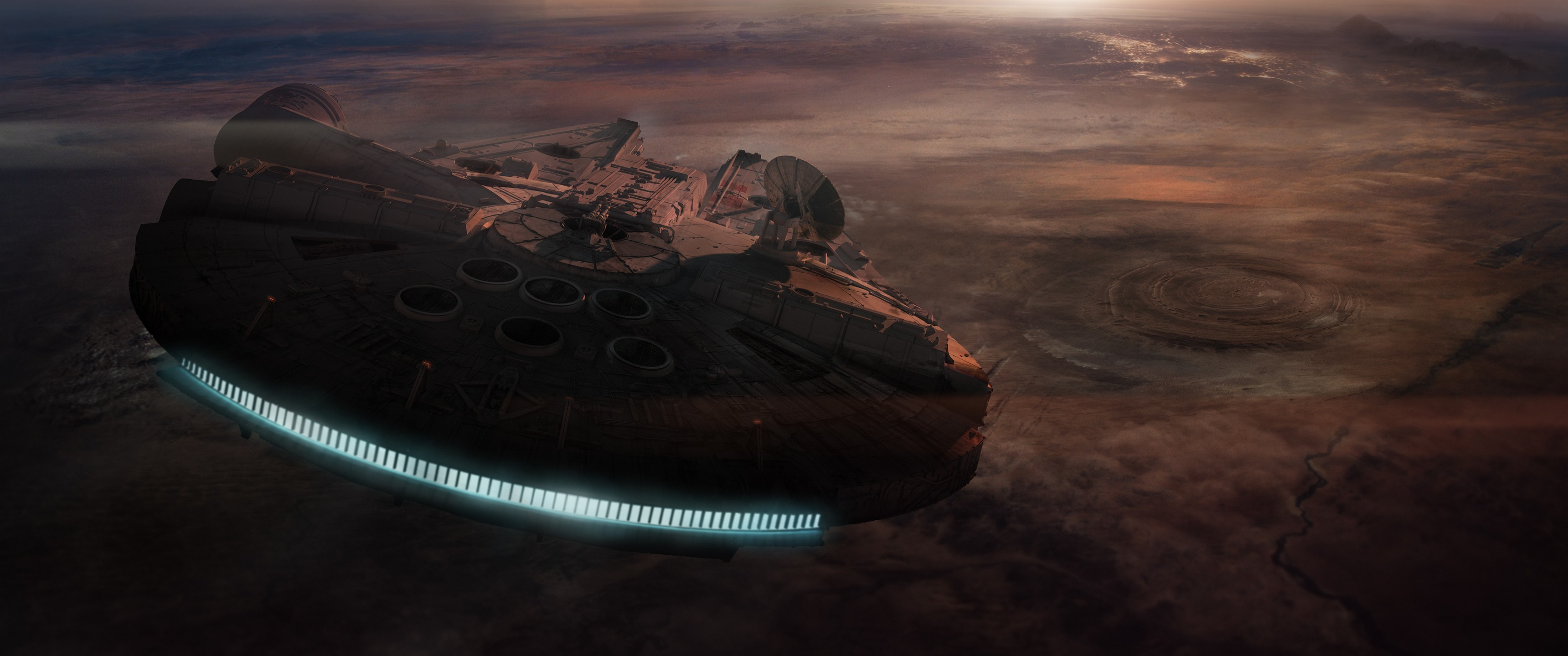 Star Wars, Millennium Falcon Wallpapers HD / Desktop and Mobile Backgrounds