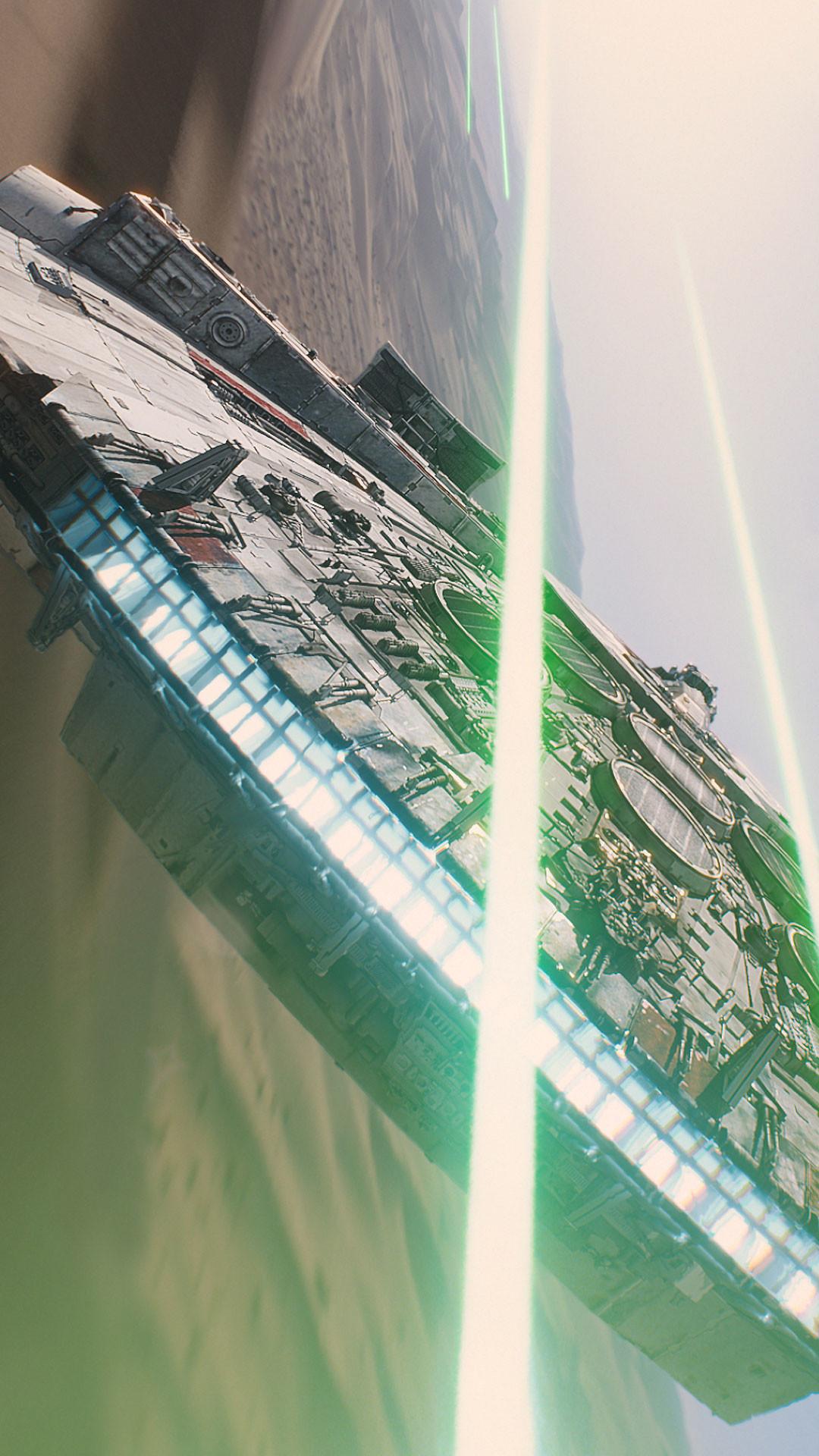 … star wars the force awakens hd images released by disney slashgear; millenium  falcon 798363 walldevil …