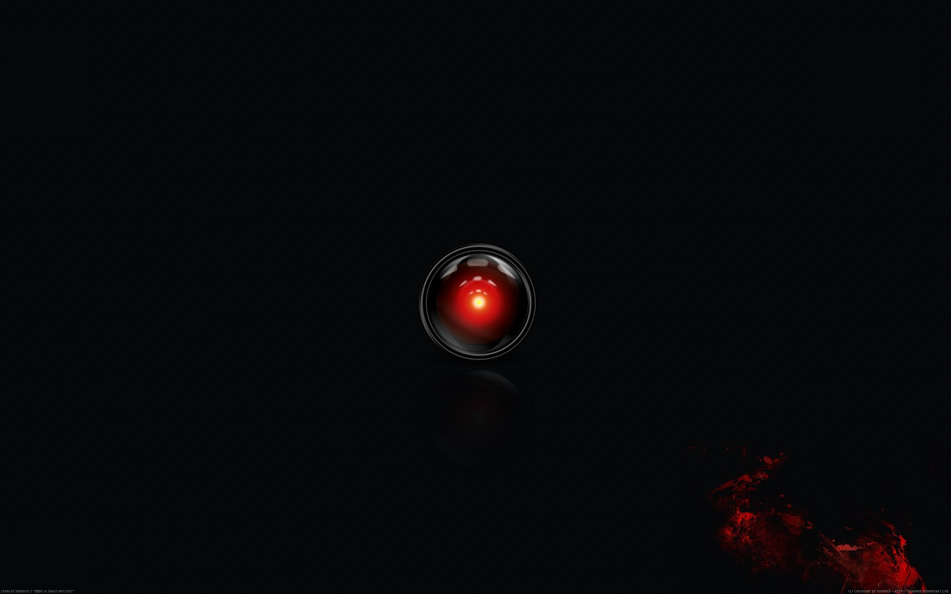 HAL9000_black_bloody by 3xhumed HAL9000_black_bloody …