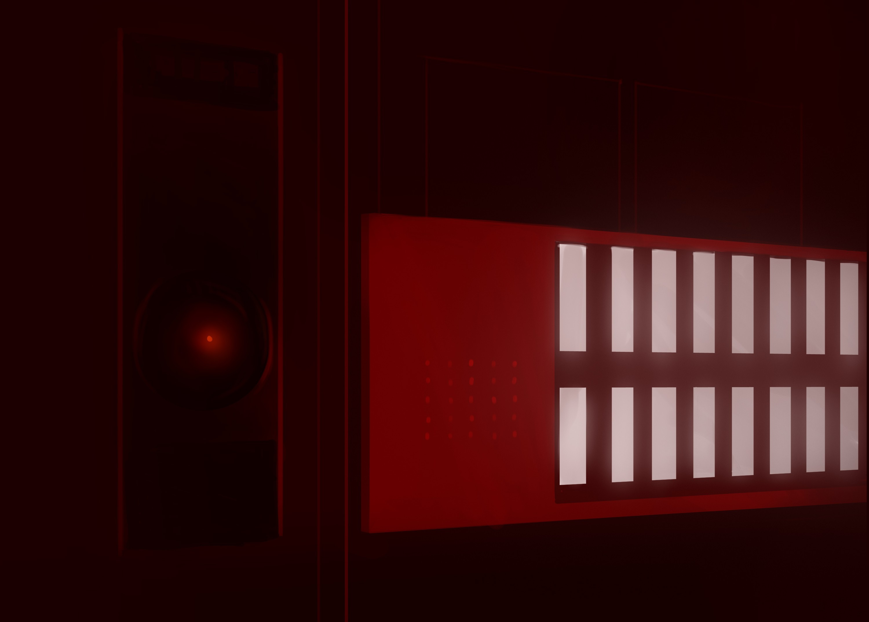 2001: A Space Odyssey, HAL 9000