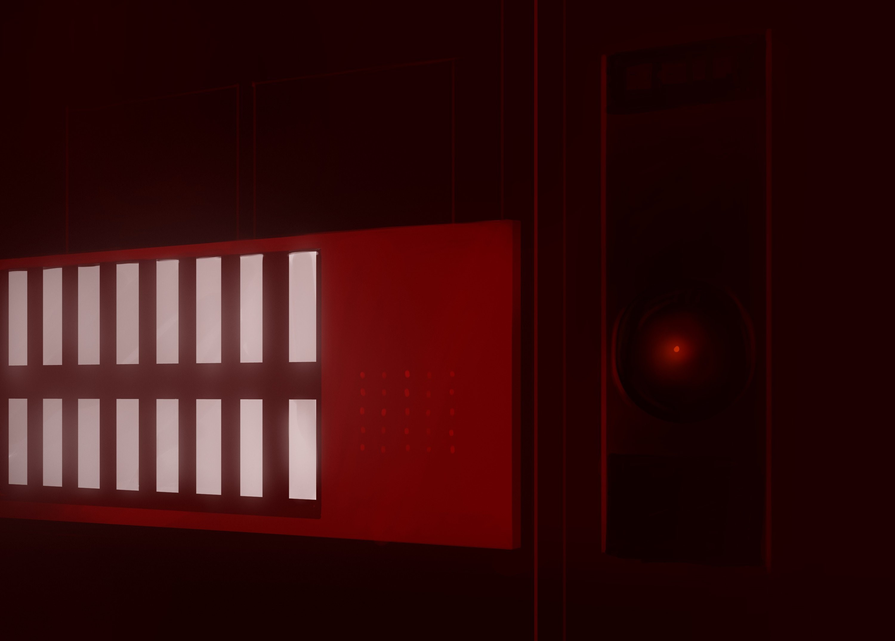 2001 A Space Odyssey HAL 9000 112826 …