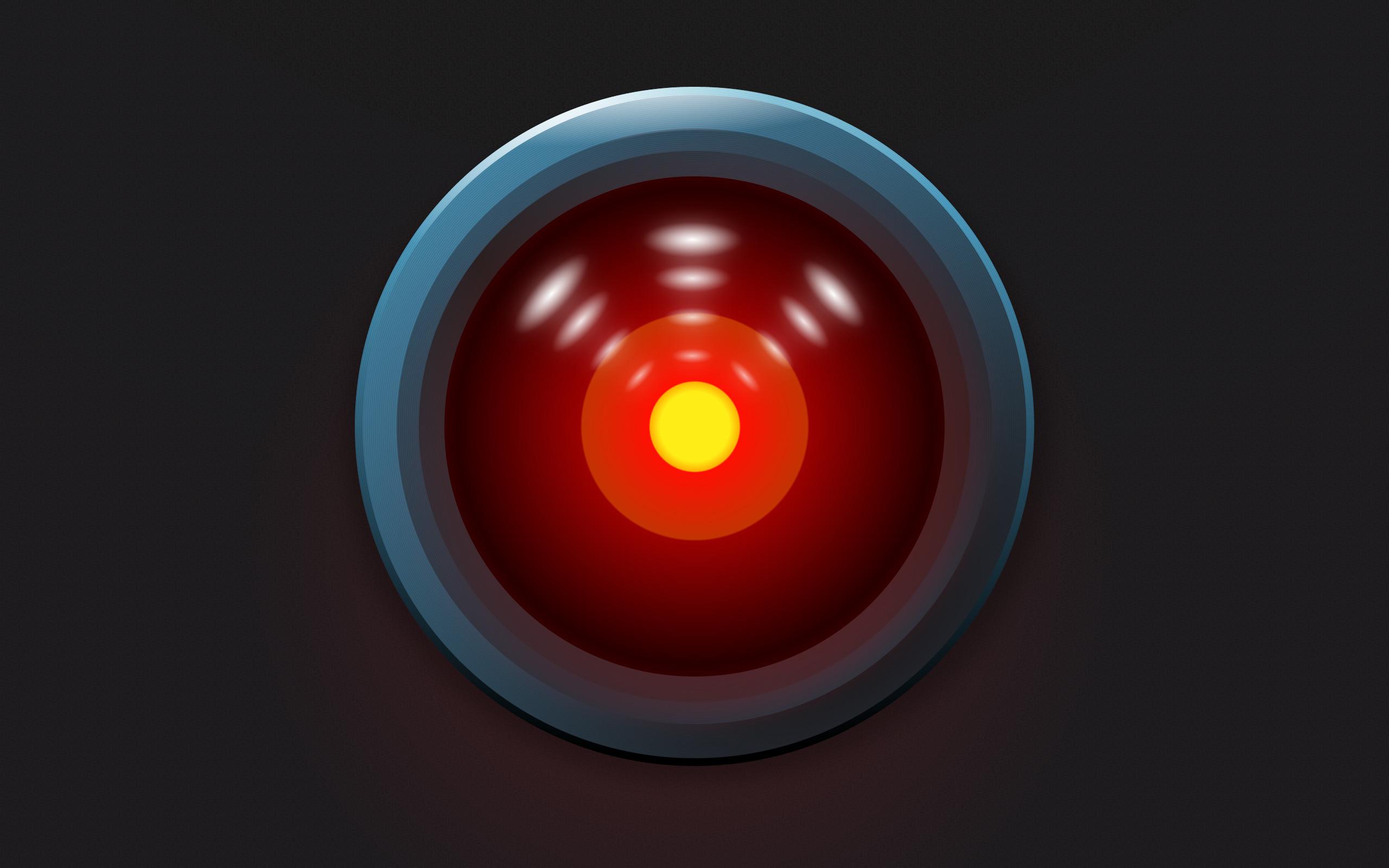 HAL 9000 …