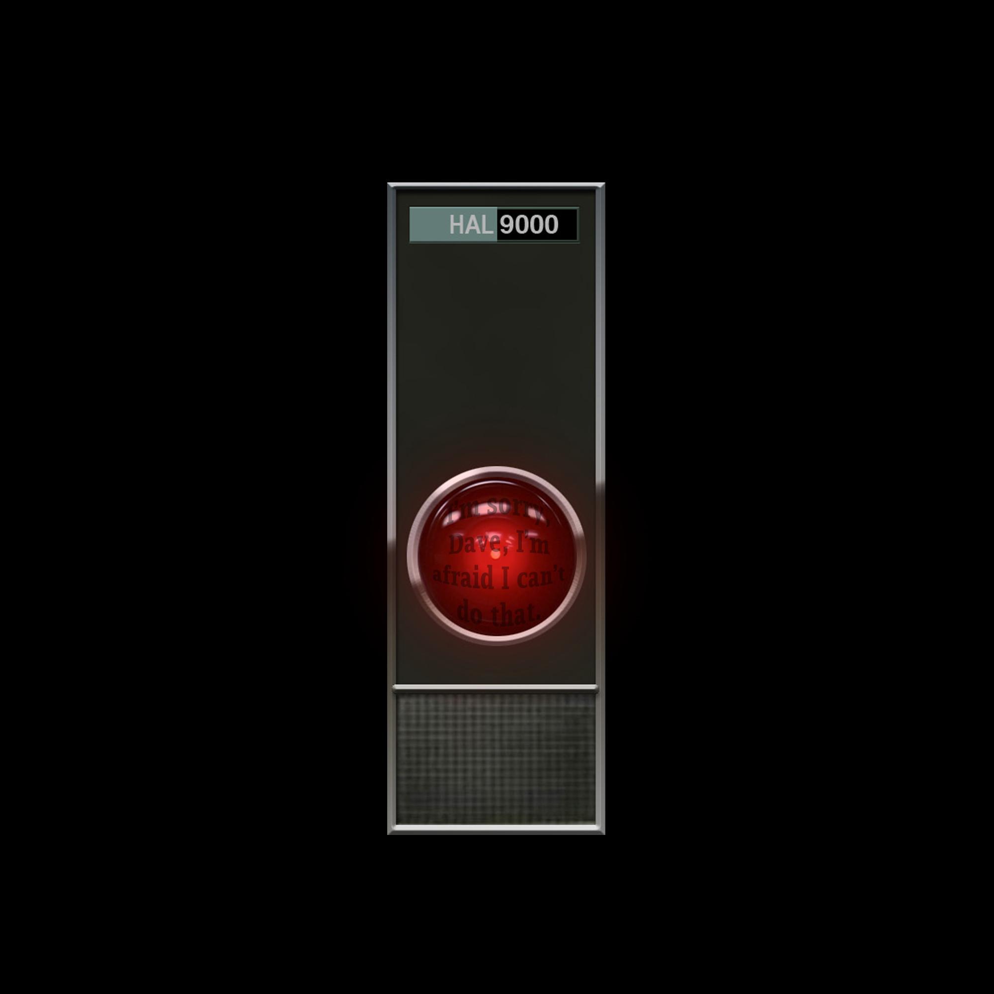 HAL 9000 by Schritt HAL 9000 by Schritt