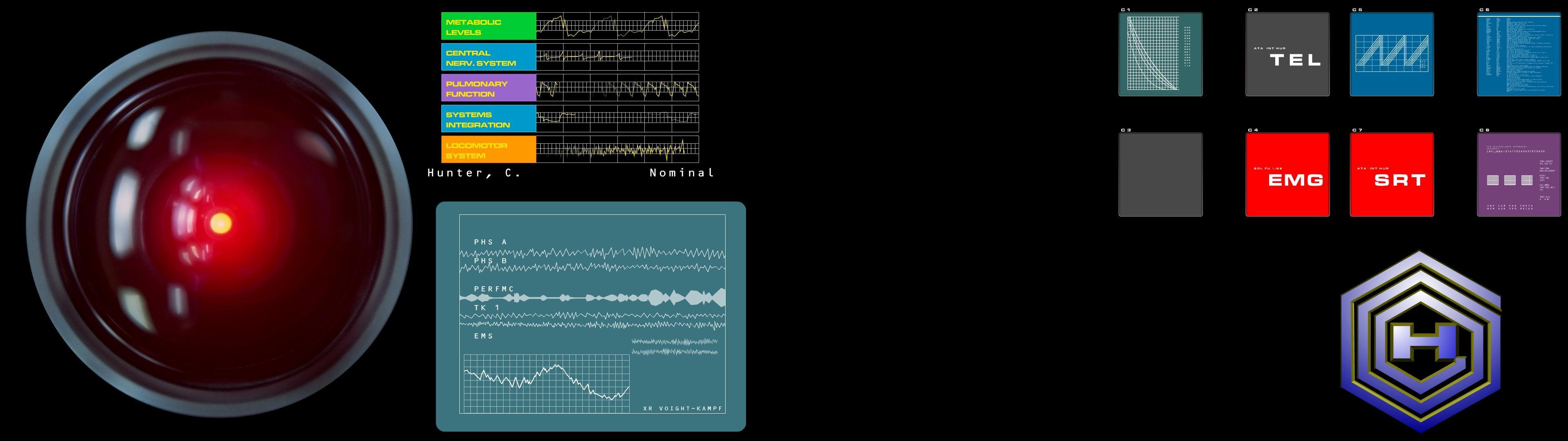 HAL 9000 (Dual) [3840×1080] …