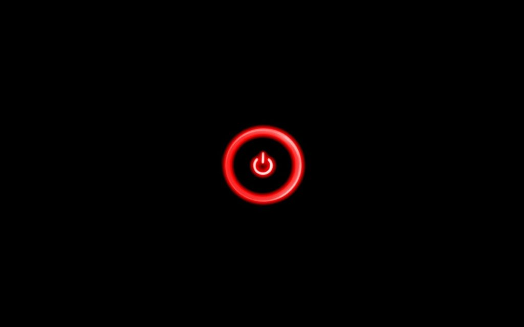 Reds Power Button …