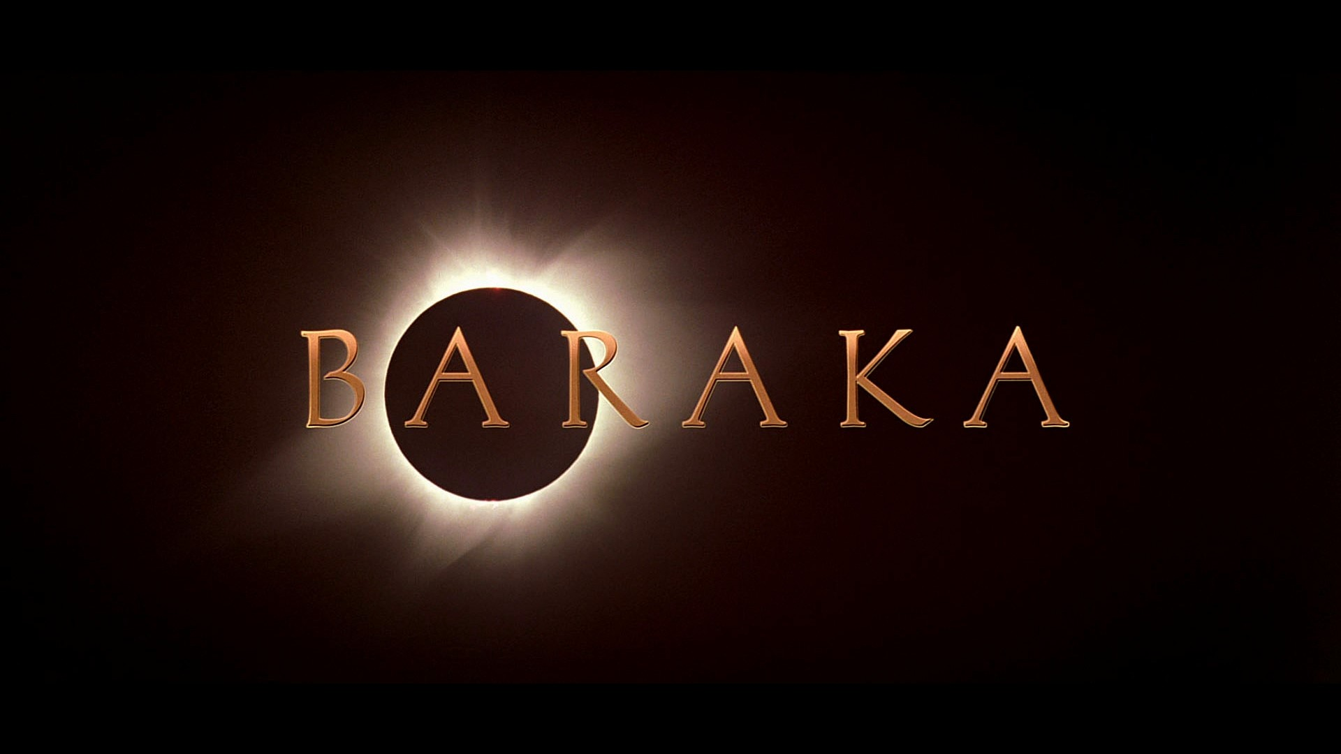 """… for the excellent visual documentary Baraka is such an incredible  image, I decided to use it """"as is"""" for a wallpaper, with just a slight  contrast tweak."""