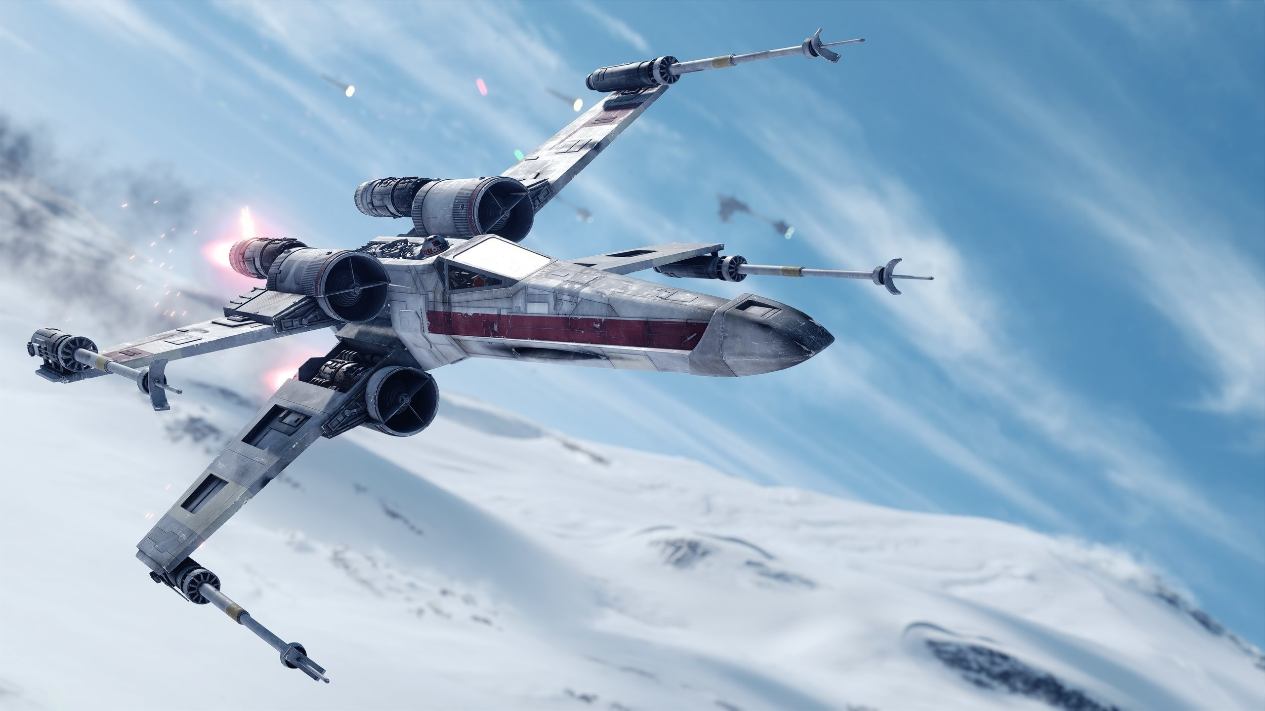 Star Wars Cross Section X wing Wallpapers HD Desktop and