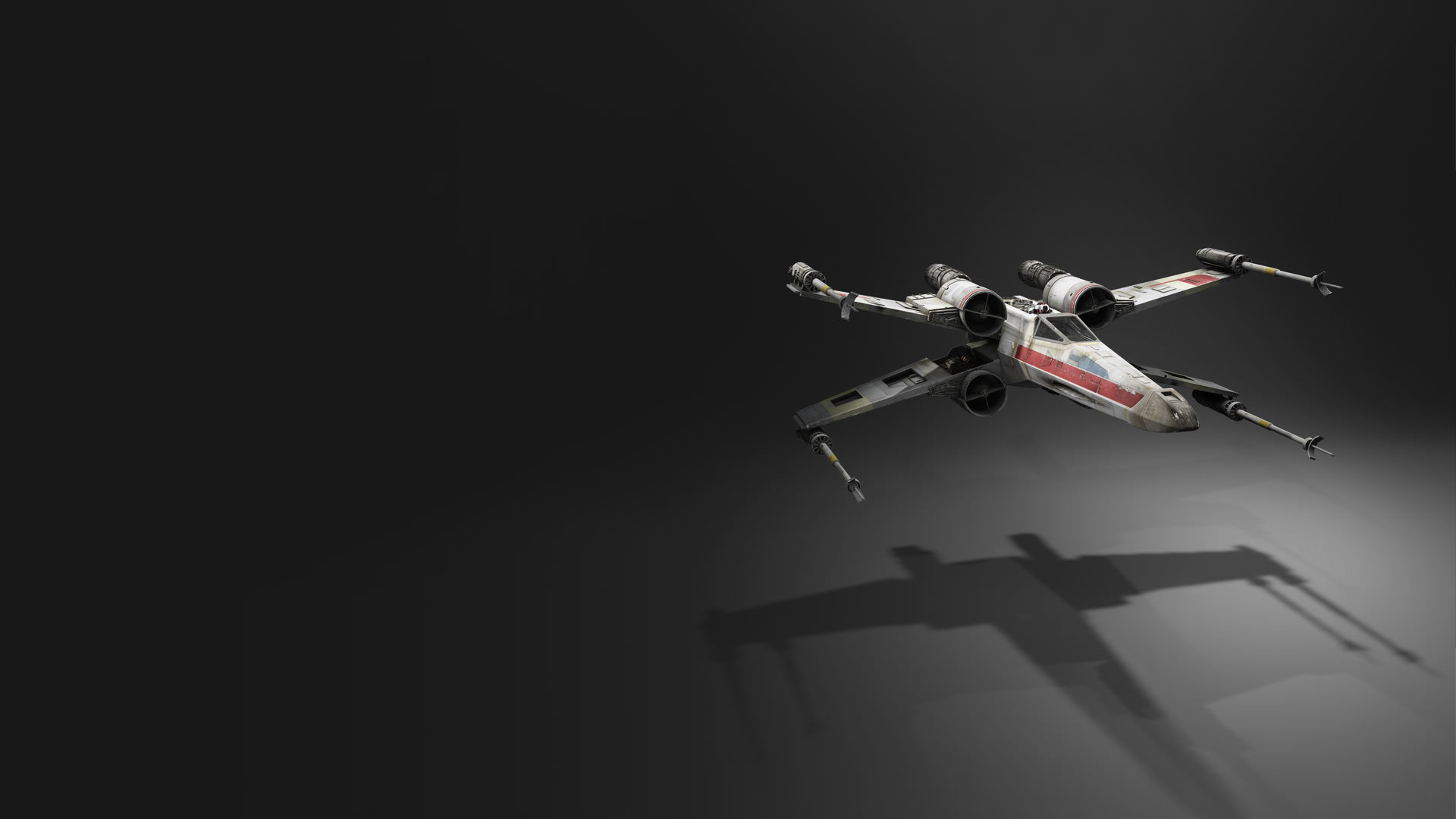 Star Wars X wing Minimalism Wallpapers HD Desktop and Mobile