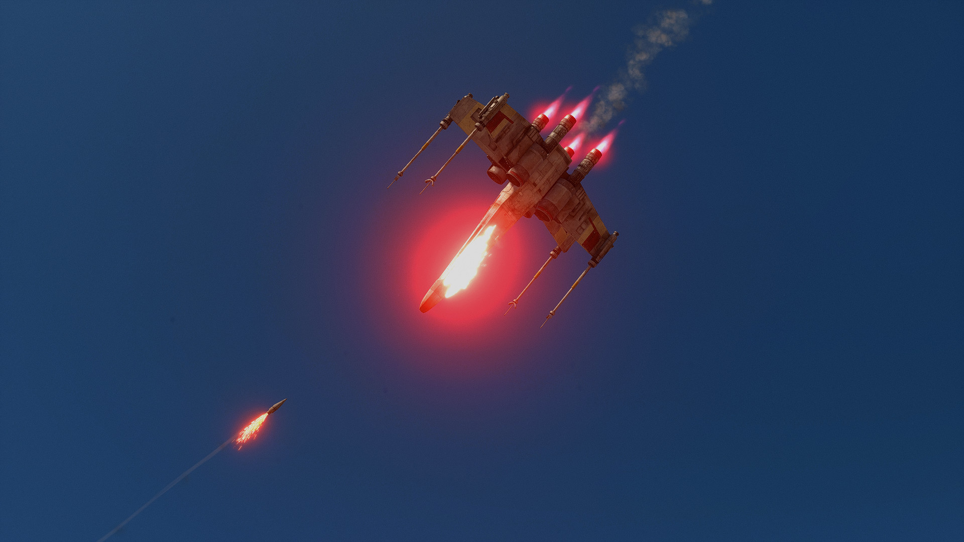 X-Wing · HD Wallpaper | Background ID:785259