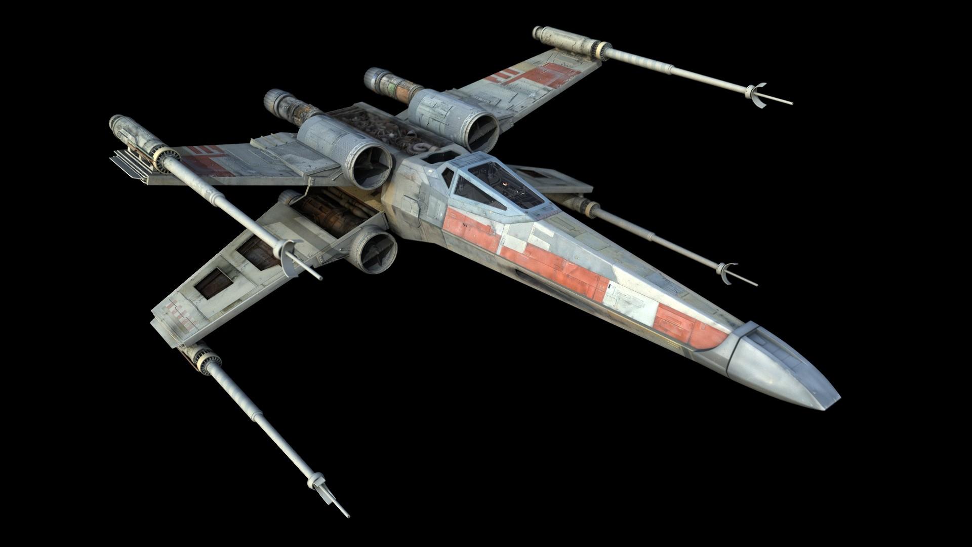 65B X-Wing Fighter by WoodyLWG on DeviantArt