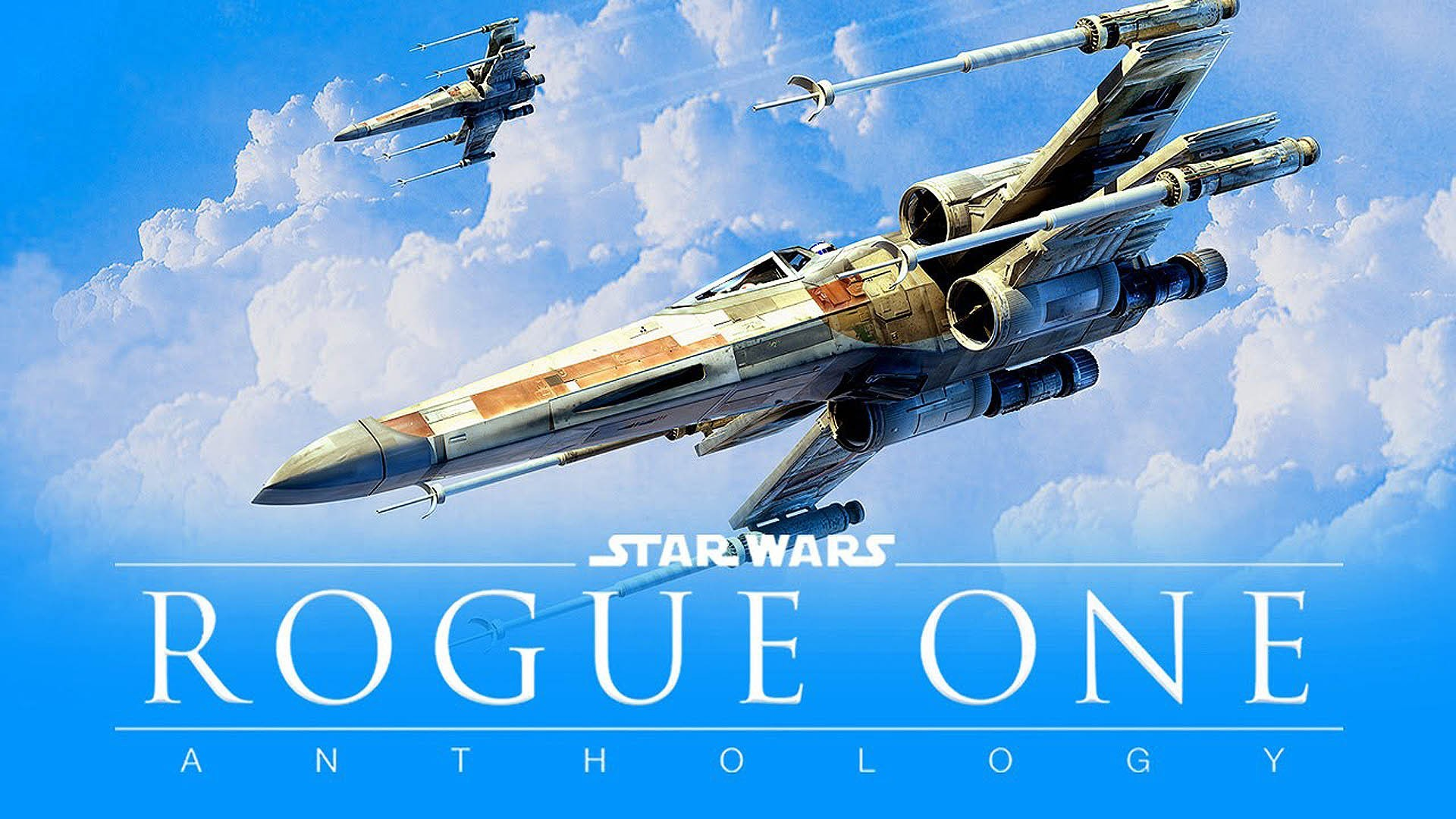 HD Rogue One X-Wing 5