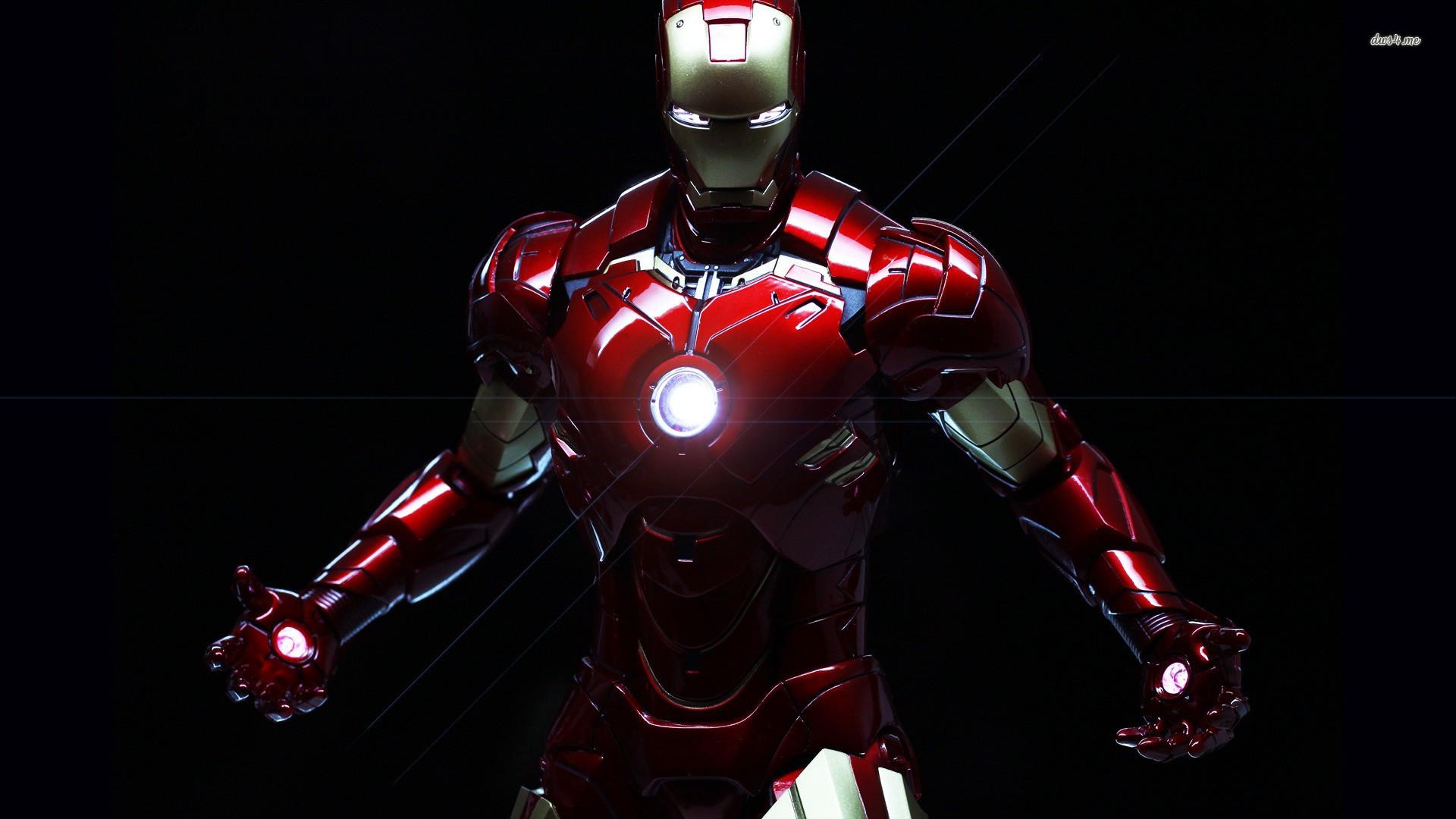 Arc Reactor Iron Man Wallpaper …
