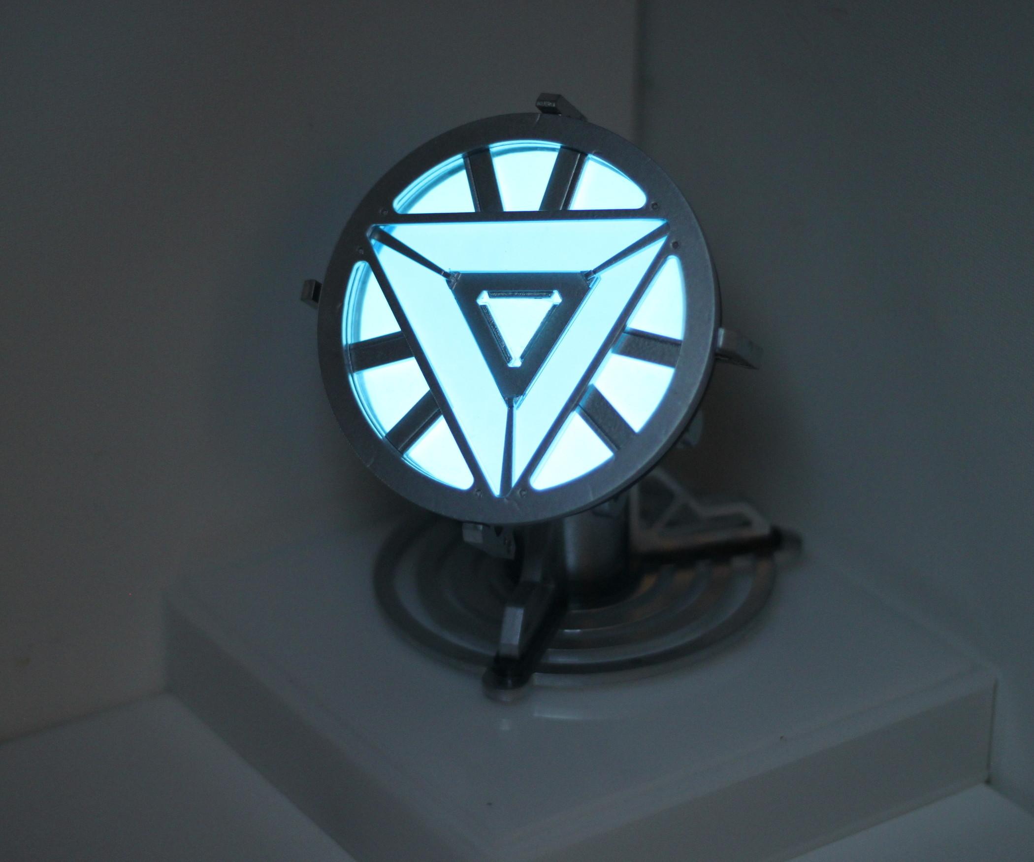 Iron Man 2 Arc Reactor VI