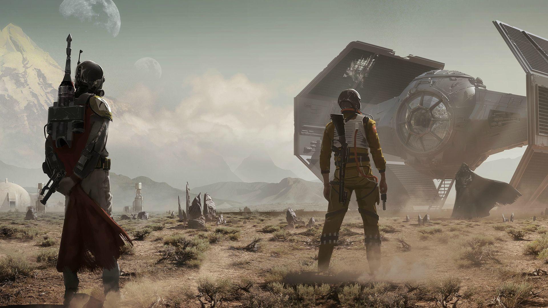 Sci Fi – Star Wars Darth Vader Wallpaper