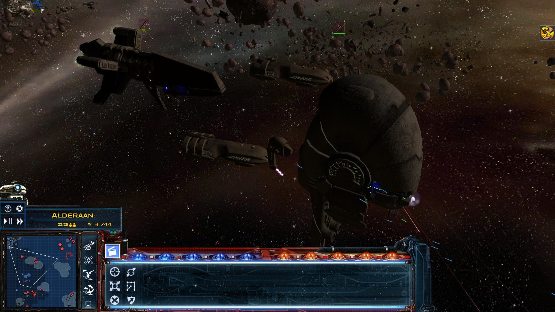 Report RSS Mandalorian fleet (view original)
