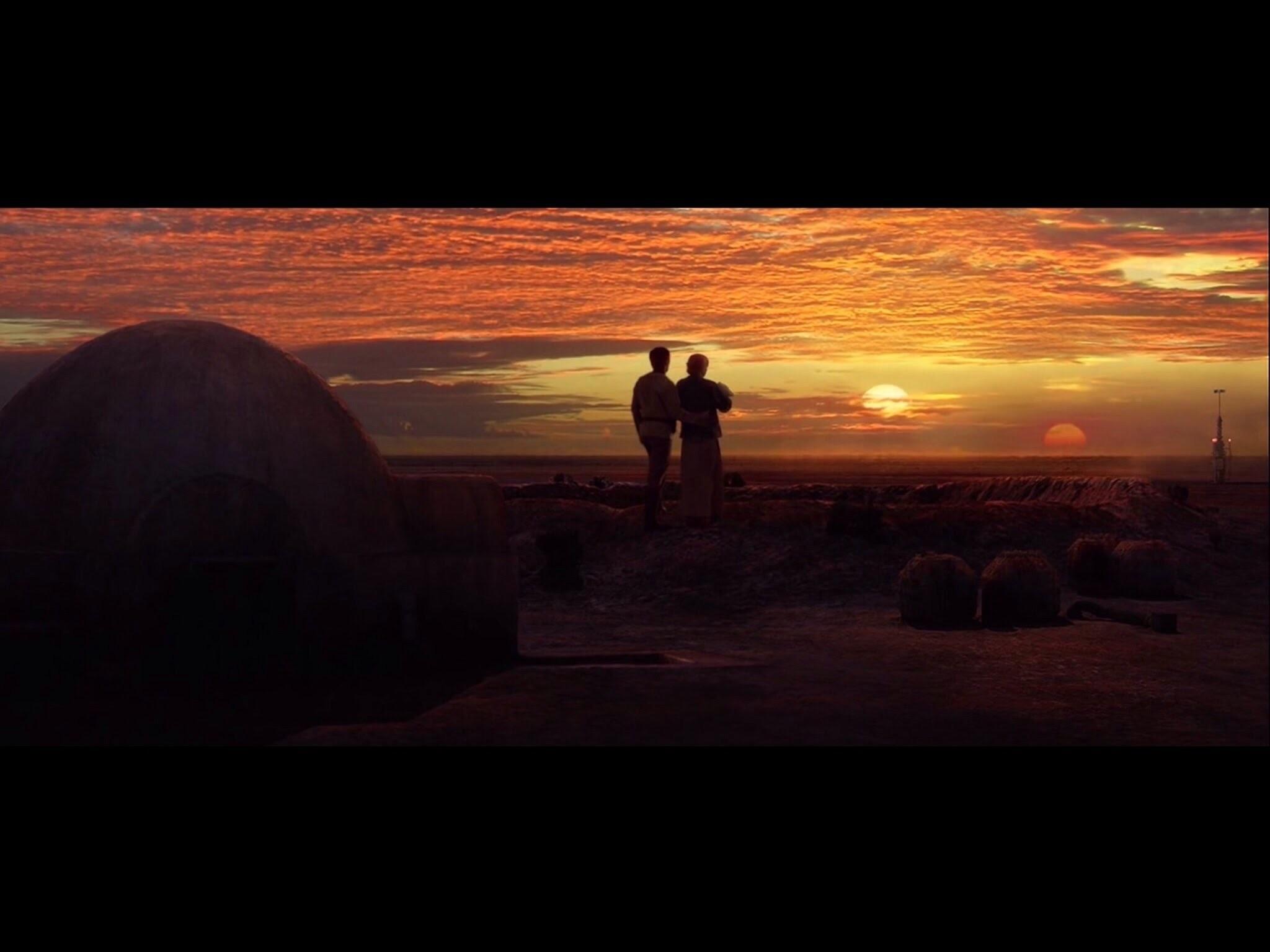 Star Wars Episode III: Revenge of the Sith – Ending – HD 1080p – YouTube
