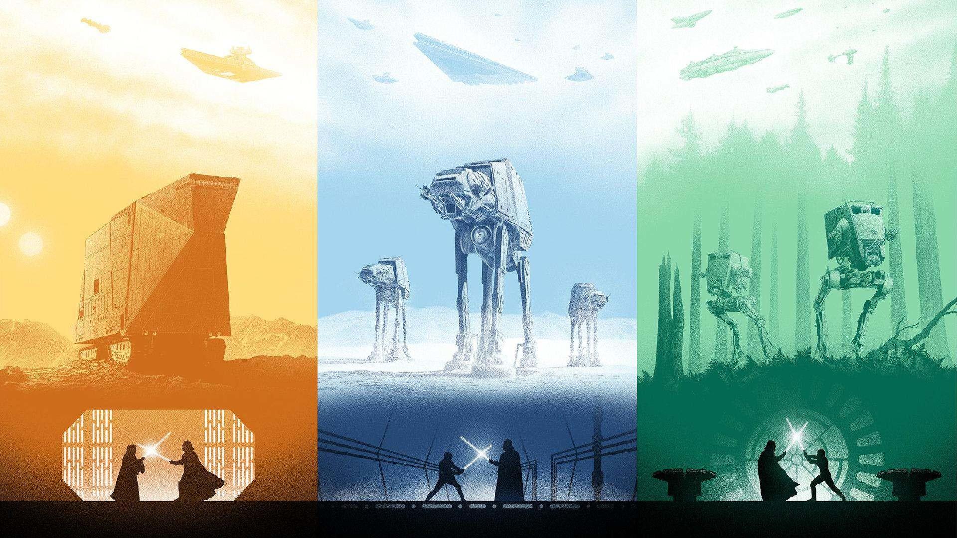 … Star Wars Wallpaper 23 …