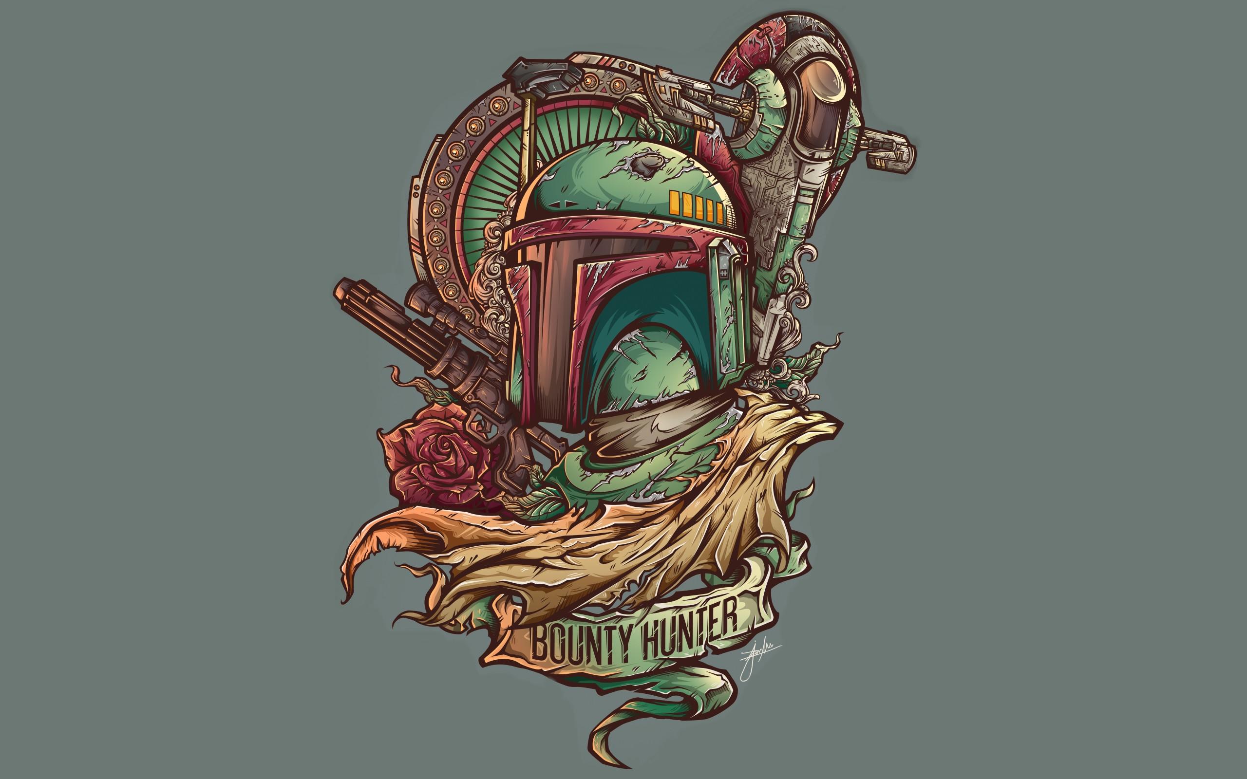 Movie – Star Wars Bounty Hunter Boba Fett Wallpaper