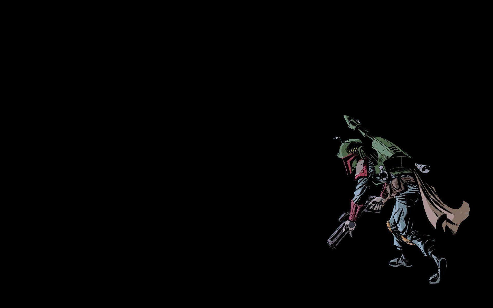 <b>Boba Fett</b> HD <b>Wallpaper</