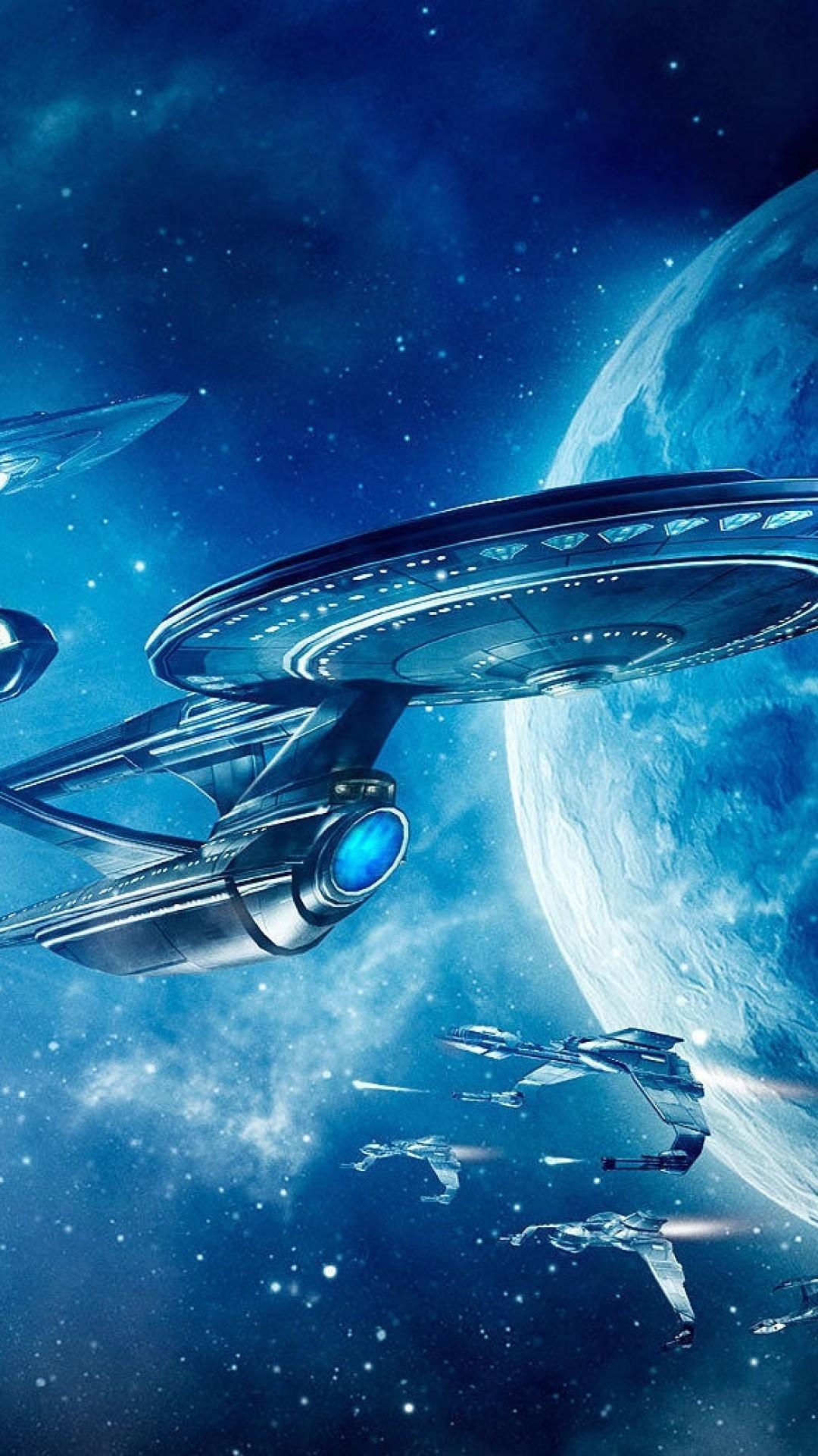 Star Trek Beyond 2016, Space, Planet