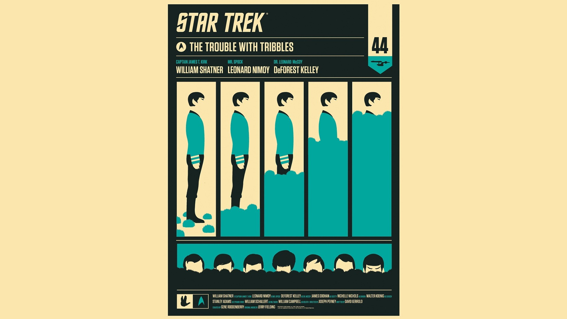 TV-program – Star Trek: The Original Series Bakgrund