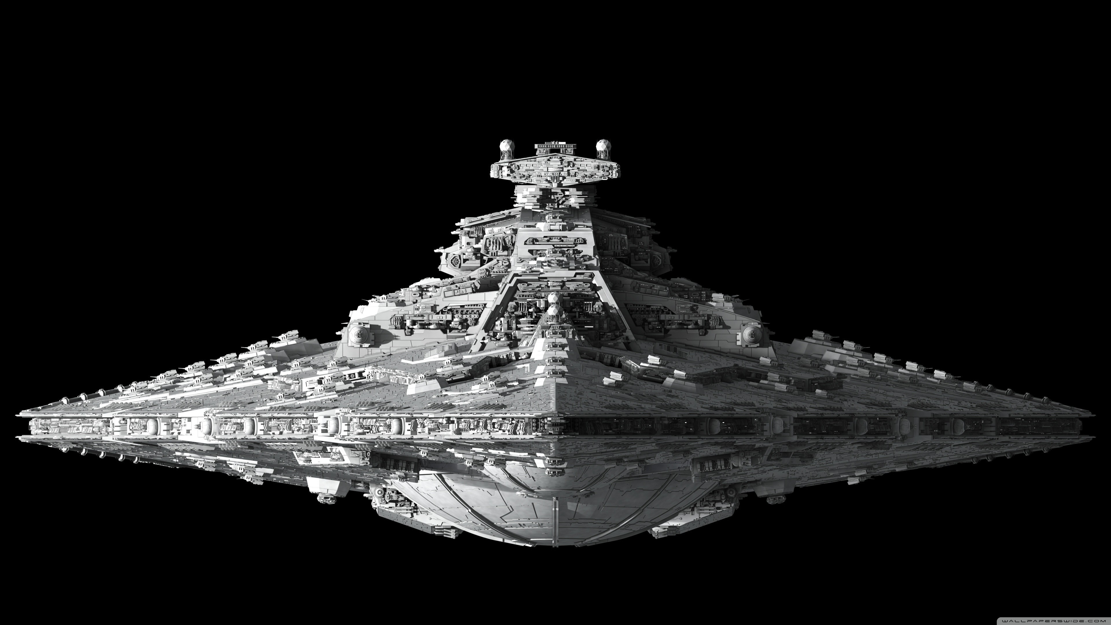 Star Wars digital art modeling Star Destroyer Free HQ and widescreen  wallpapers