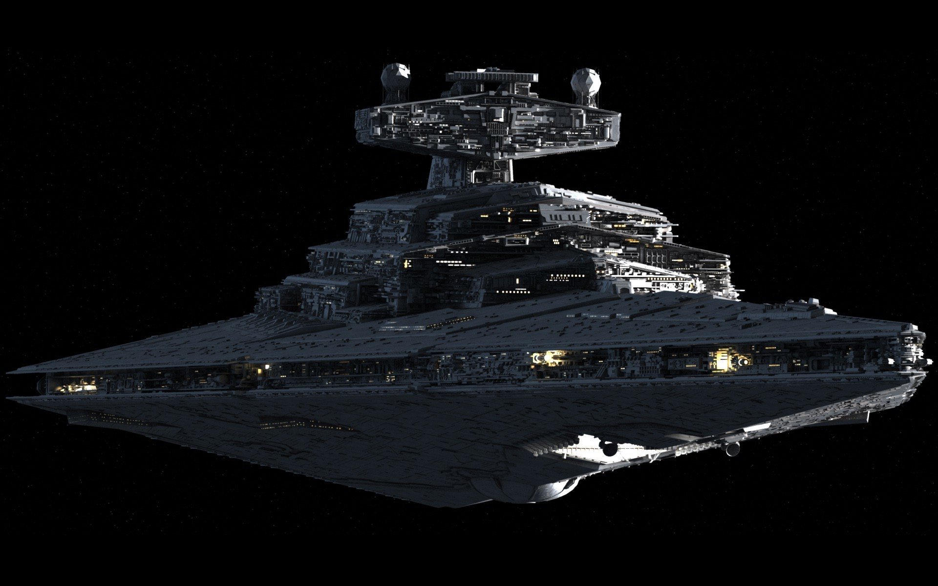 I made a wallpaper of the downed Star Destroyer – Imgur