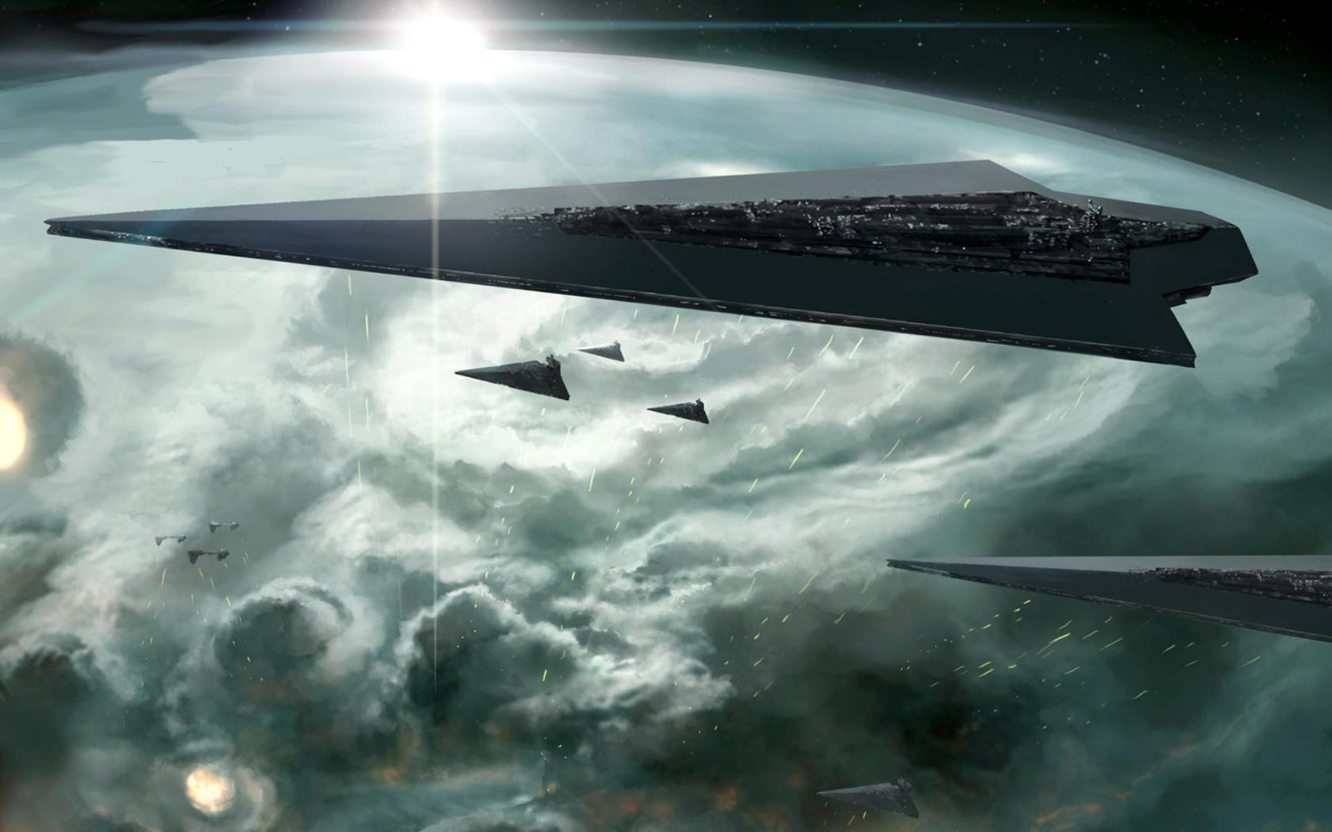 science Fiction, Star Wars, Space, Star Destroyer Wallpapers HD / Desktop  and Mobile Backgrounds