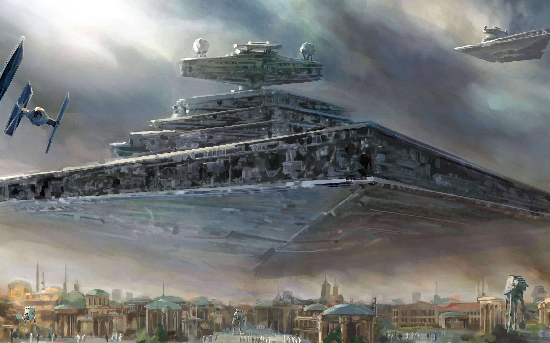 Star Destroyer star wars spaceship sci-fi space wallpaper      633021   WallpaperUP