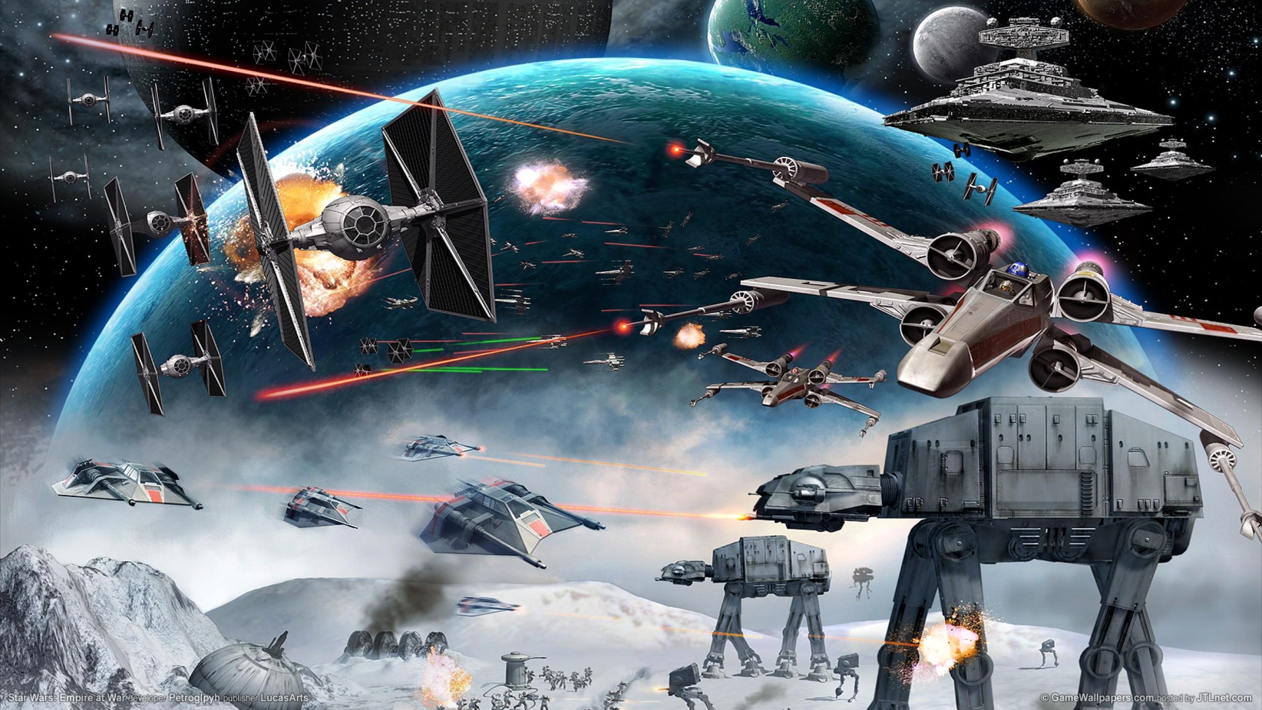 Star Wars Space Battle wallpaper – 1302331