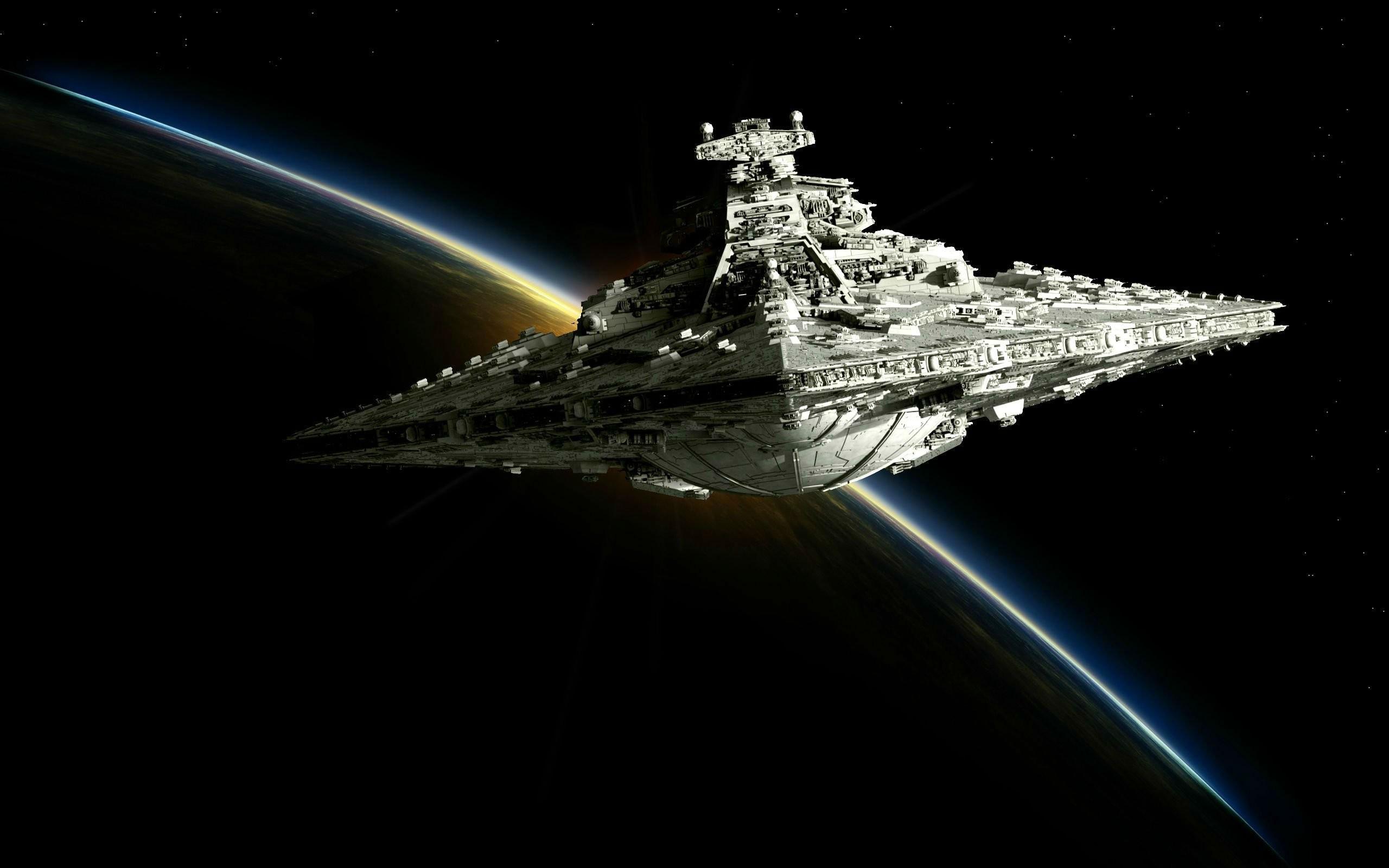 134 Star Wars Space