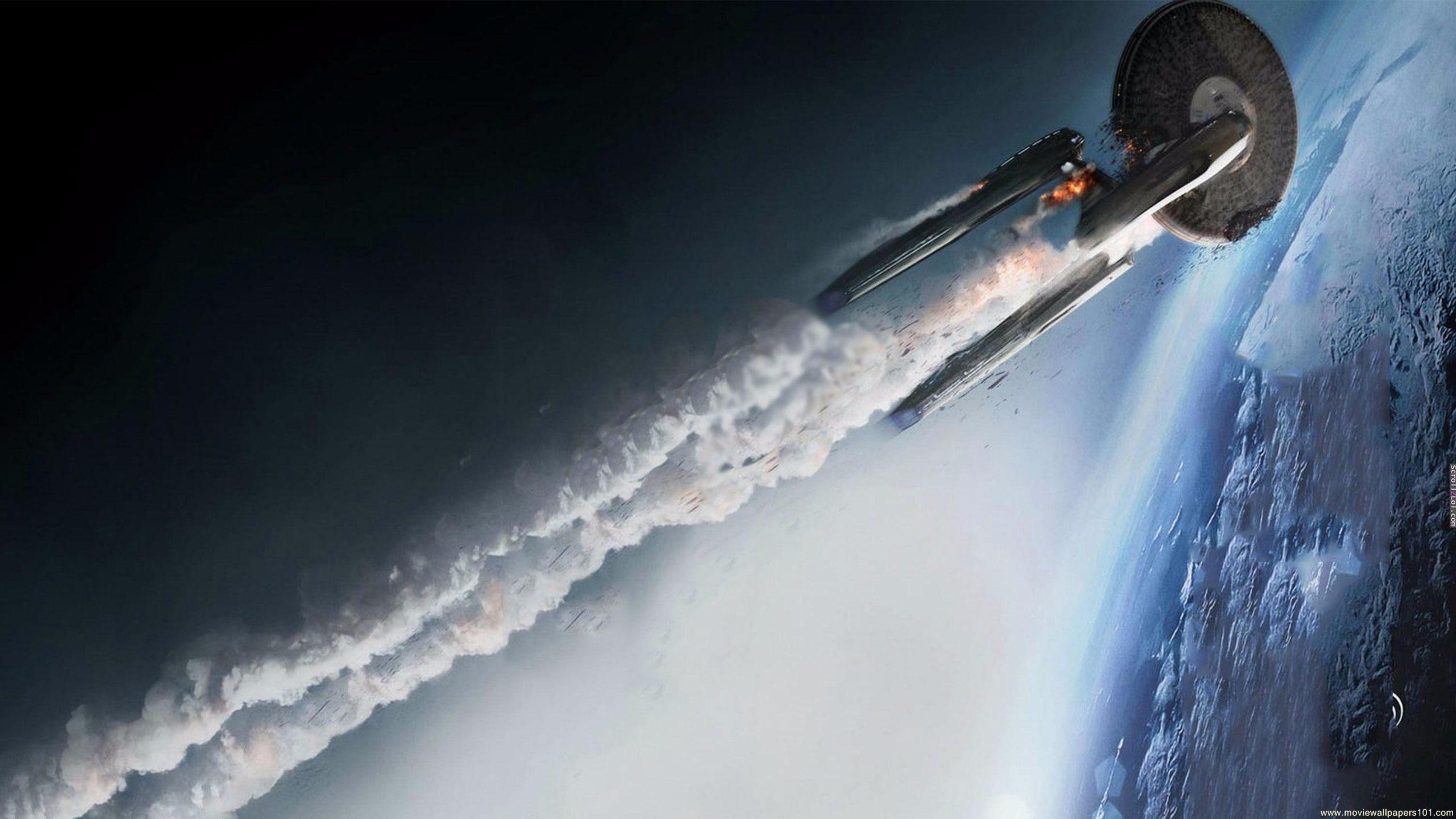 First Preview Star Trek Beyond 4K Wallpaper   Free 4K .
