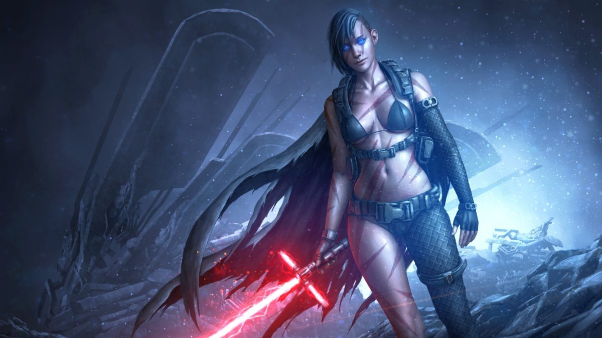 Star Wars Lightsaber Wallpapers Hd Desktop And Mobile Backgrounds
