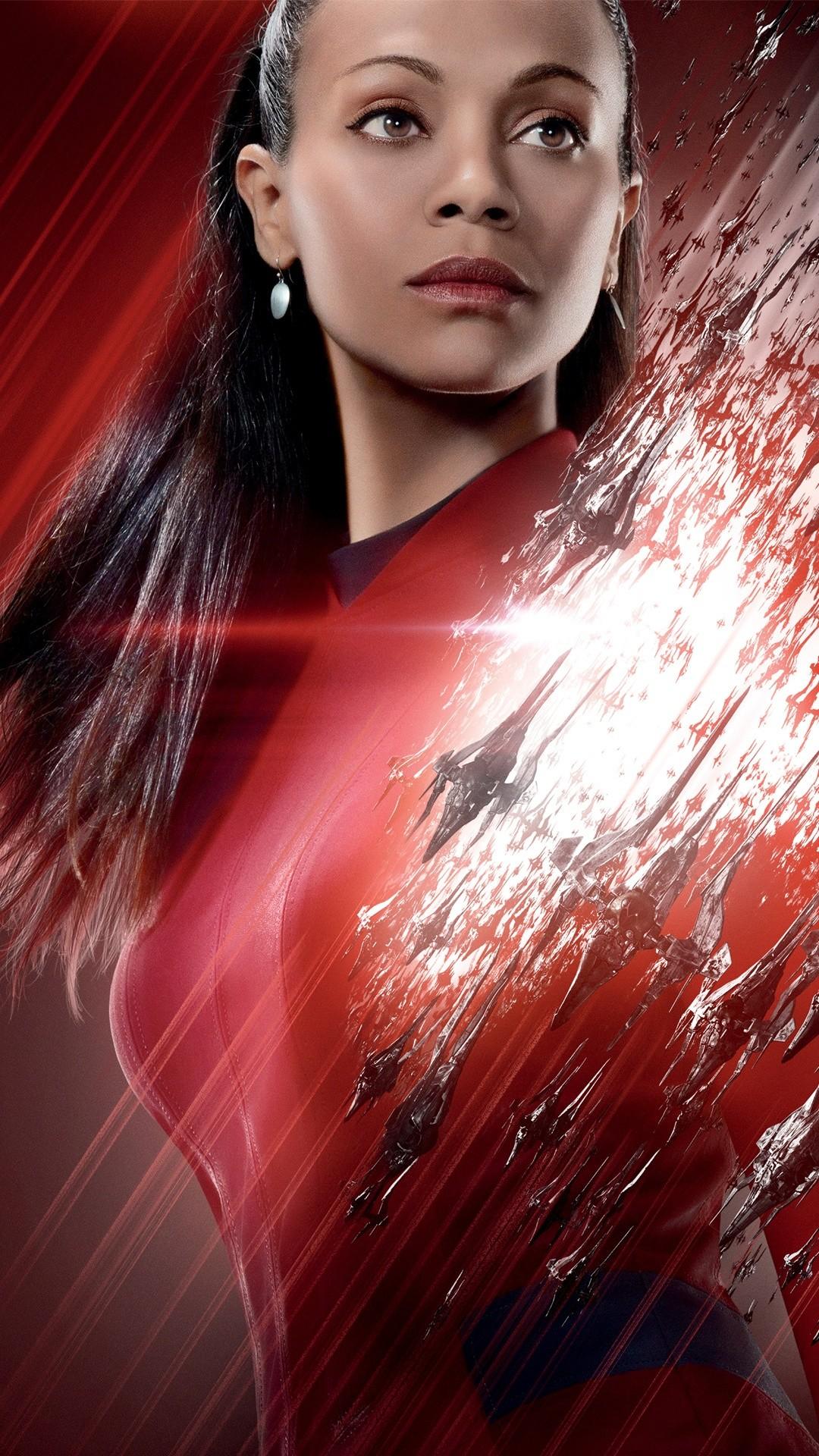 Zoe Saldana Star Trek Beyond Wallpapers