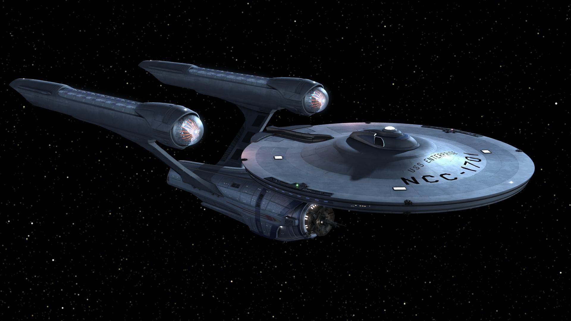 Star Trek HD 1920×1080