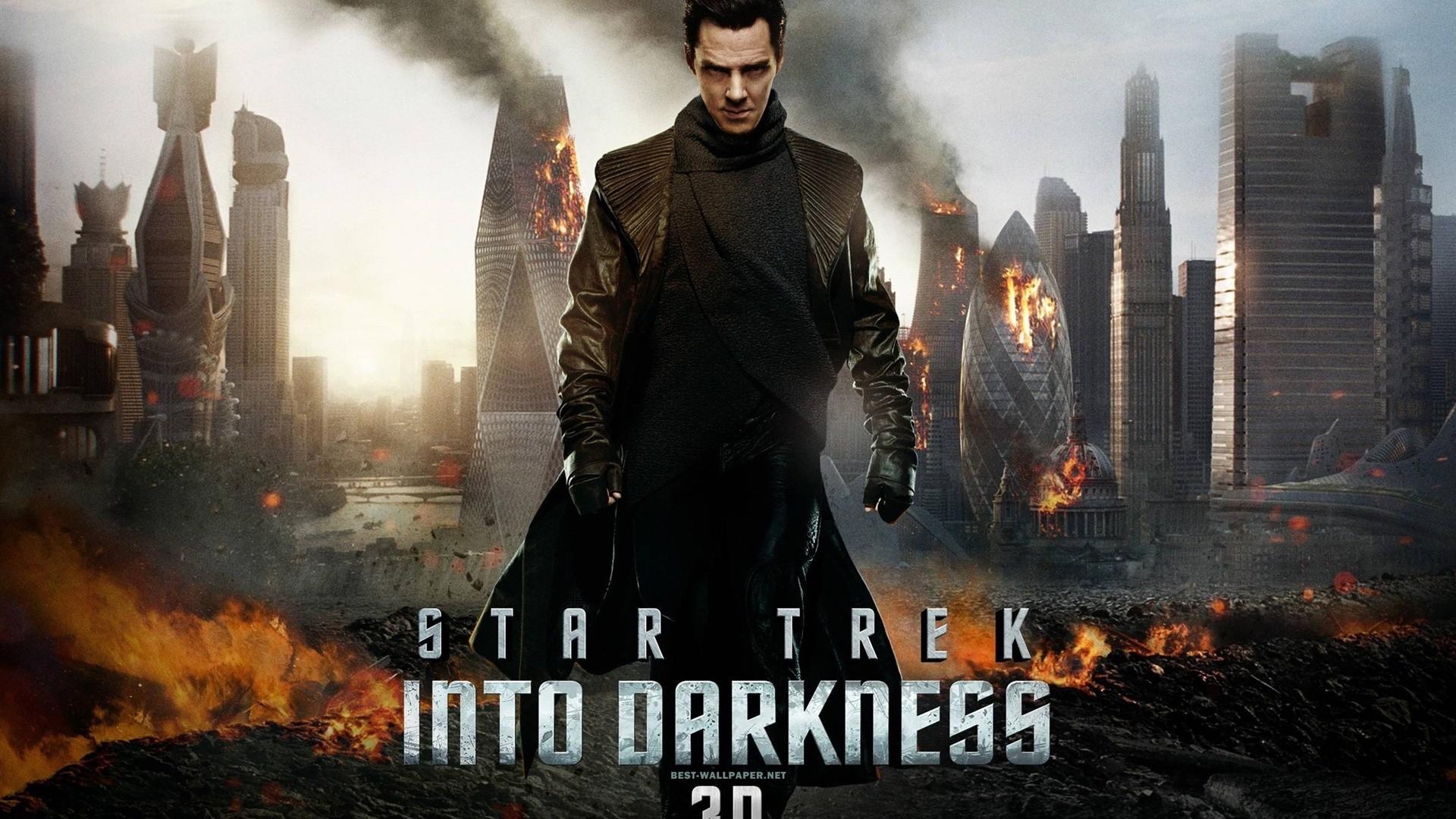 Star Trek Into Darkness Cast