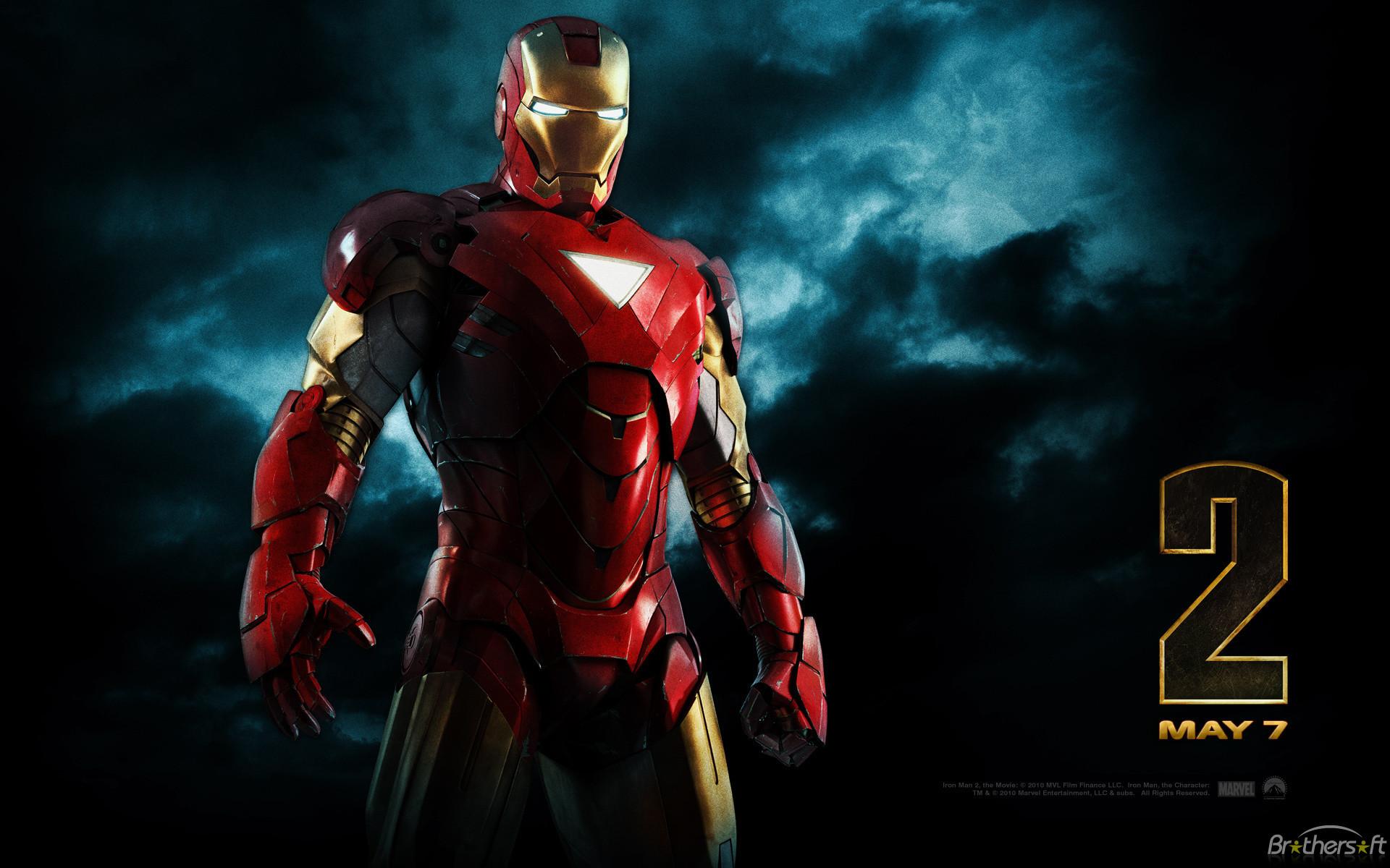 Iron Man 3D Live Wallpaper