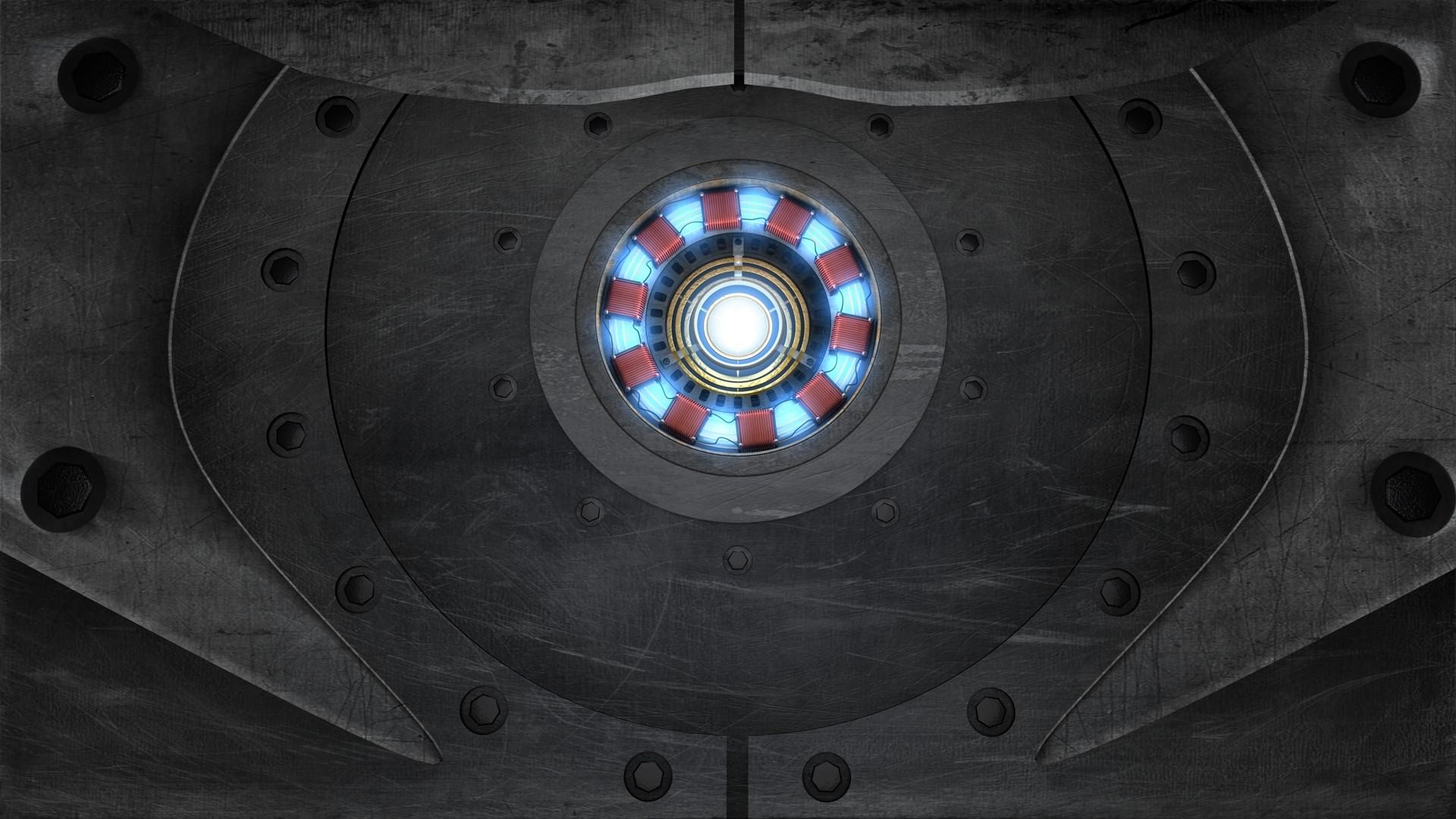 Ironman Arc Reactor Wallpaper Hd Ironman arc re…