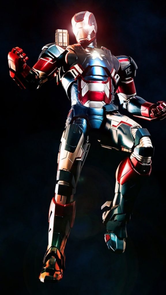 iron man live wallpaper for android full version