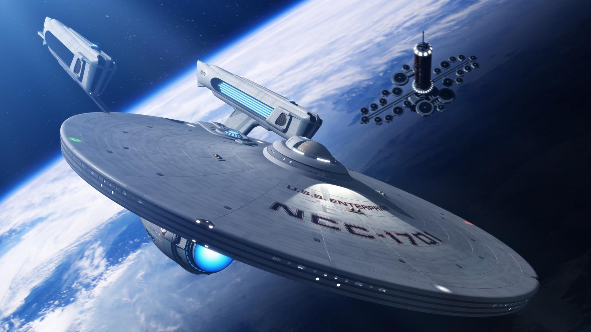 First Look at Tobias Richter's <b>Star Trek</b> Movie USS