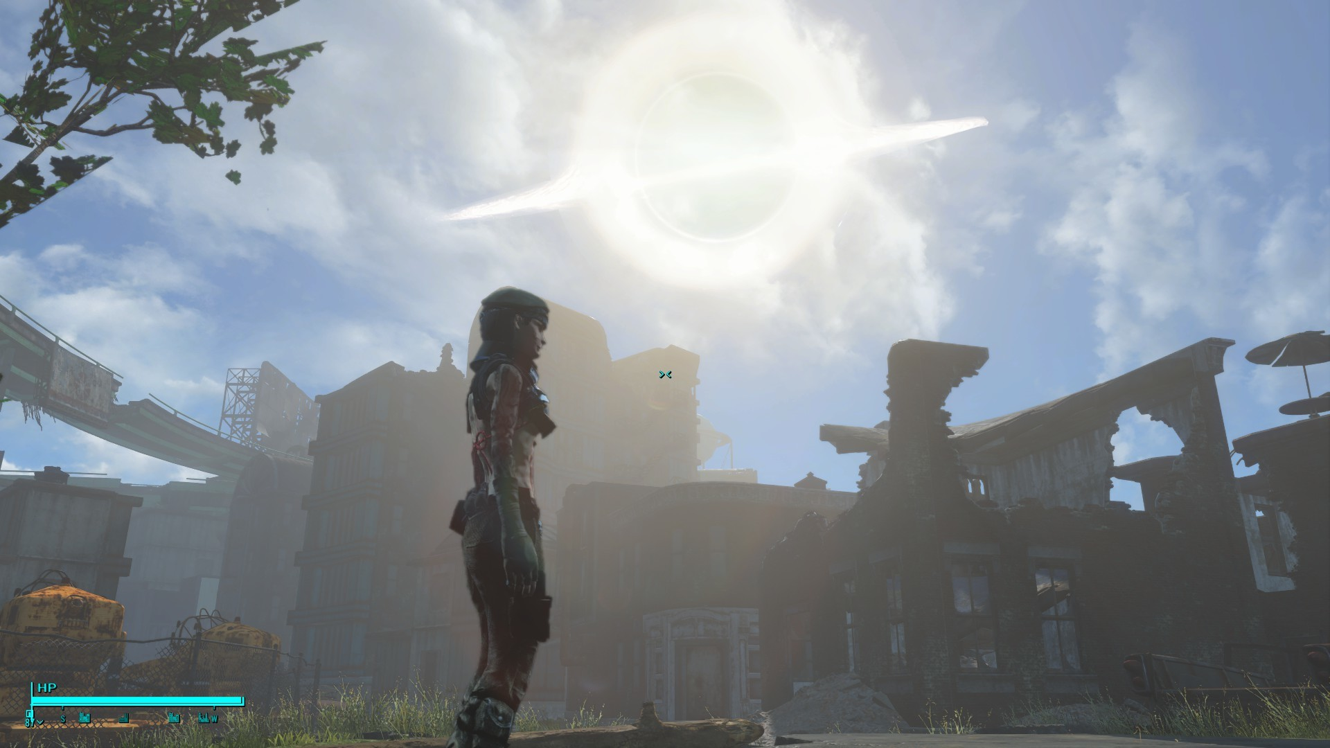 Gargantua from Interstellar for the sun at Fallout 4 Nexus – Mods and  community