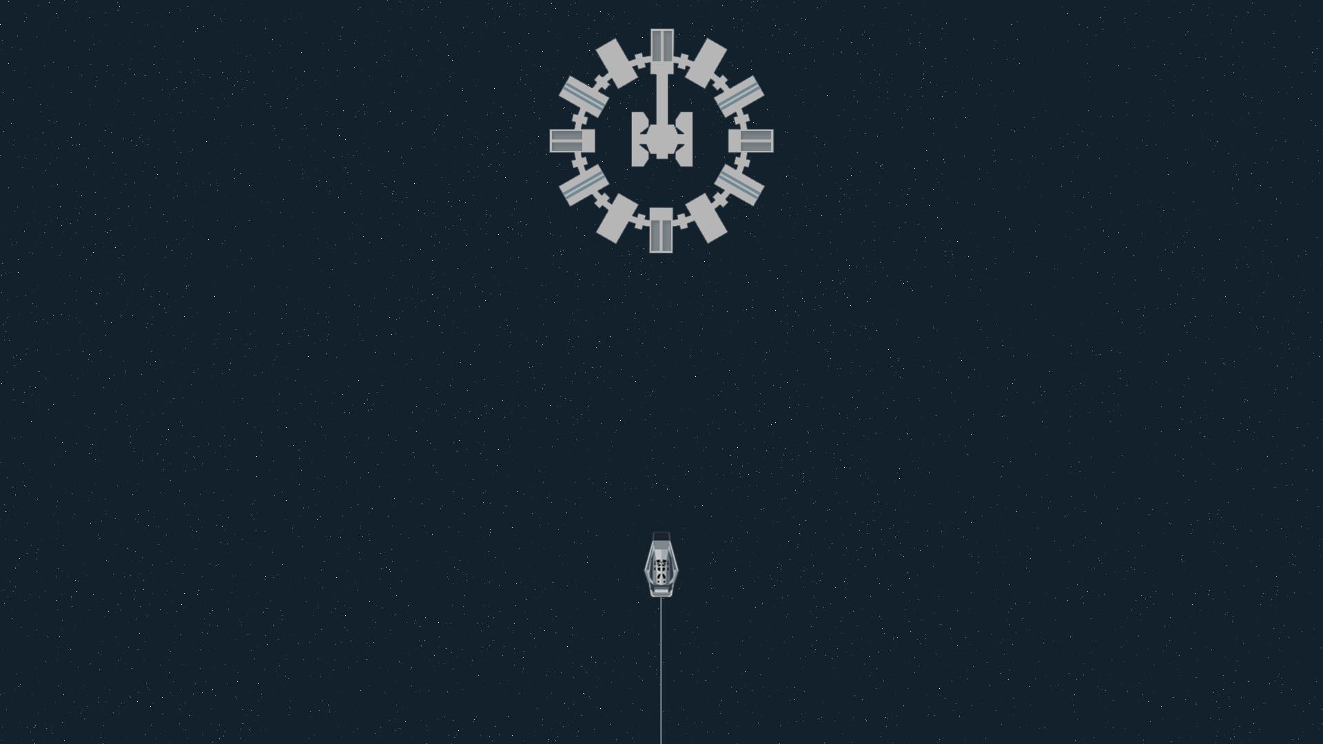Minimalistic Interstellar [1920×1080] …