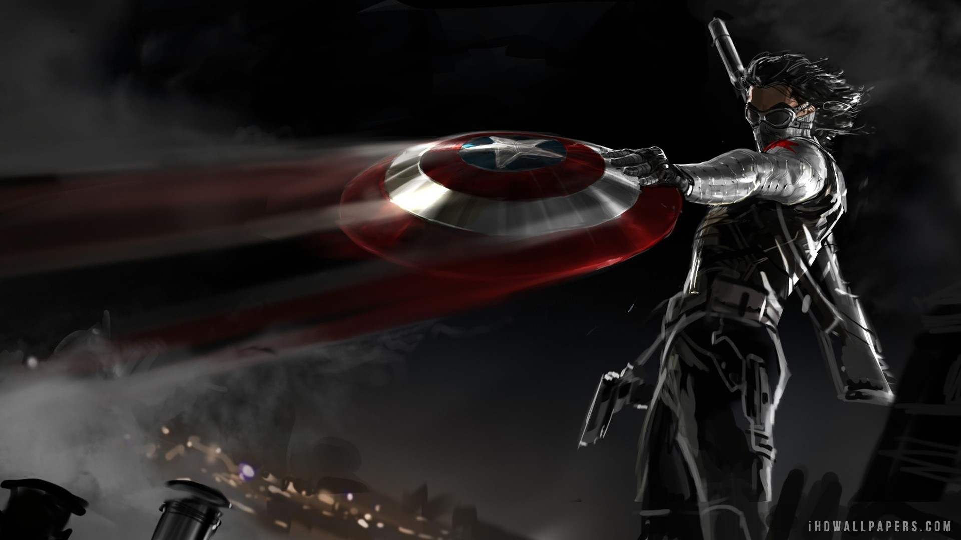 79 Captain America: The Winter Soldier HD Wallpapers   Backgrounds –  Wallpaper Abyss