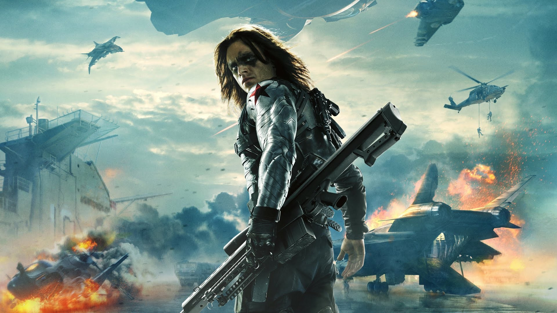 CAPTAIN AMERICA THE WINTER SOLDIER HD Wallpapers and
