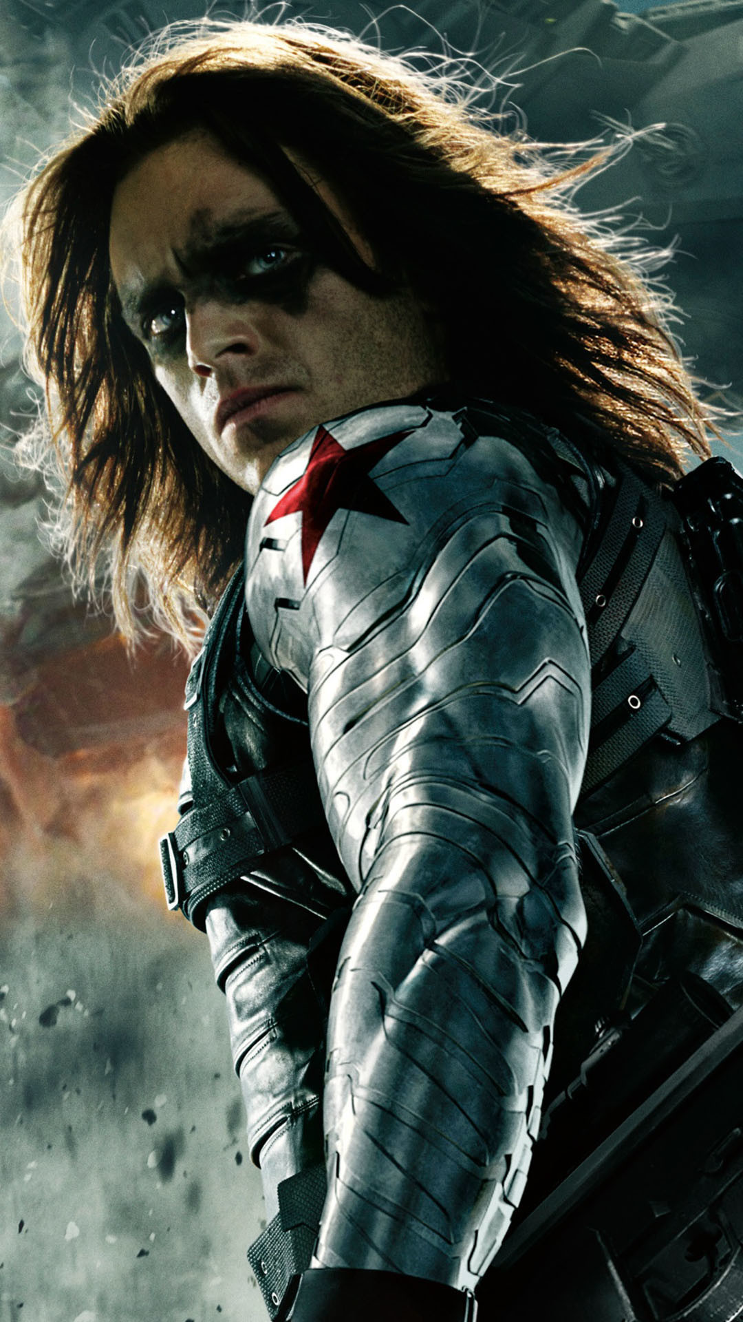 The Winter Soldier Android Wallpaper …