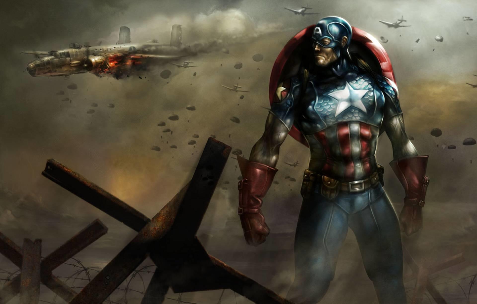 Marvel Comics, Chris Evans, Iron Man, The First Avenger, The Winter Soldier  · Marvel Comics, Hd Wallpaper …